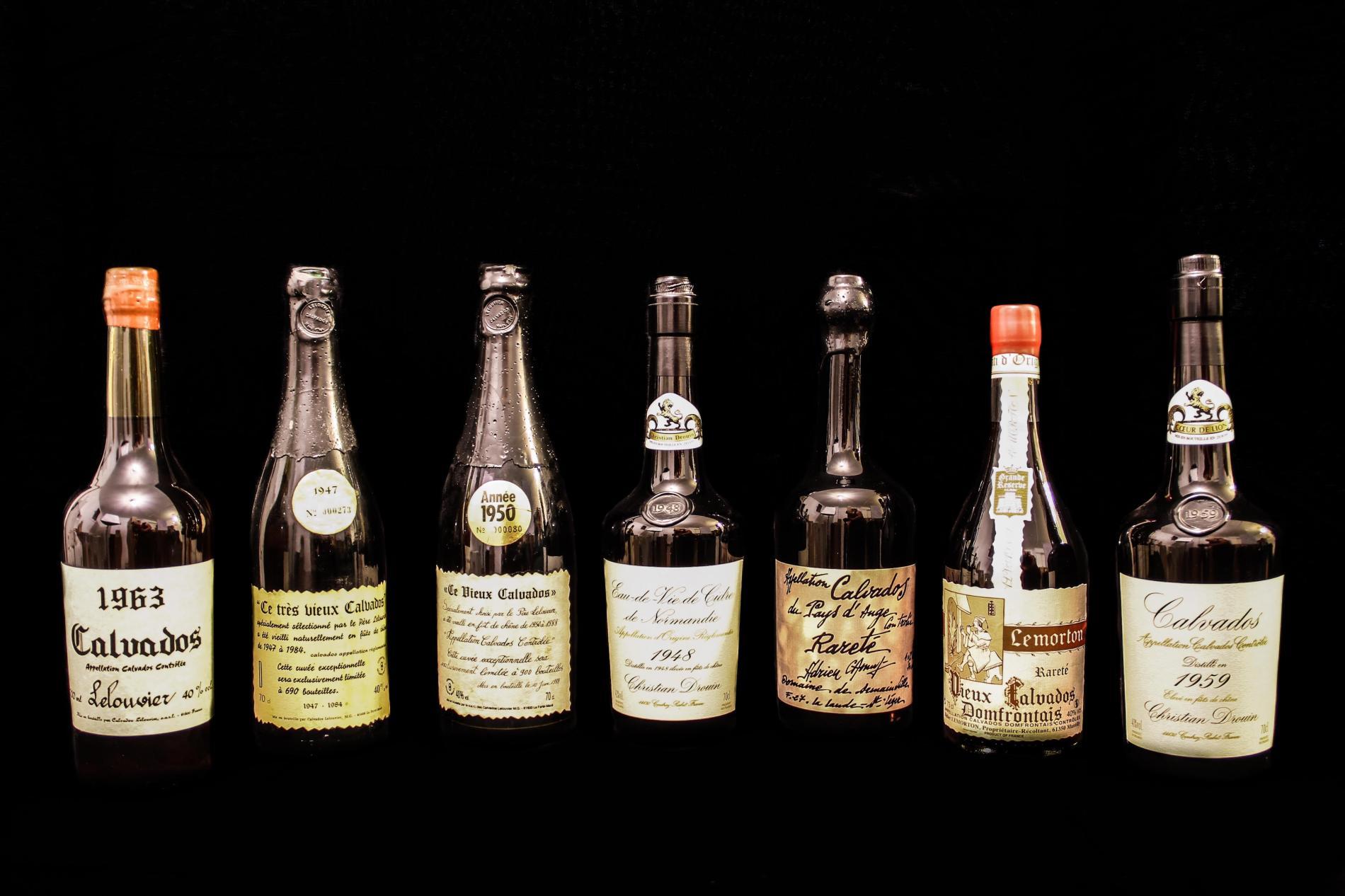 Vieux Calvados