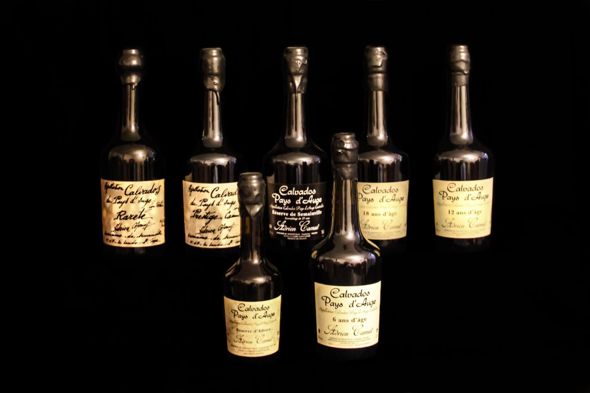 Calvados Pays D'Auge