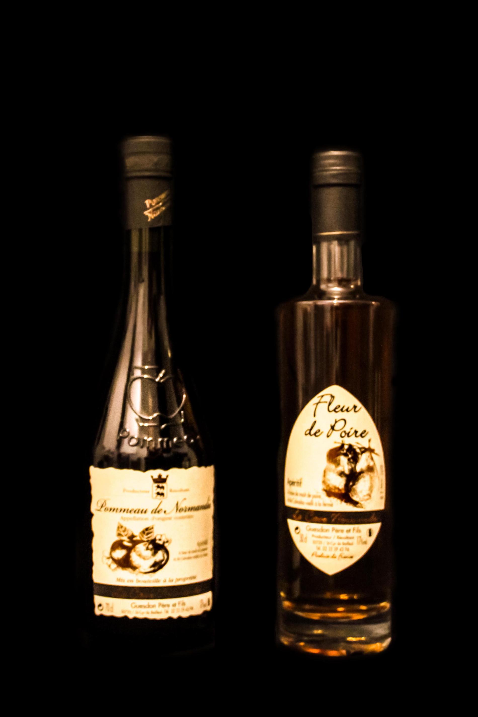 Apéritifs à base de Calvados