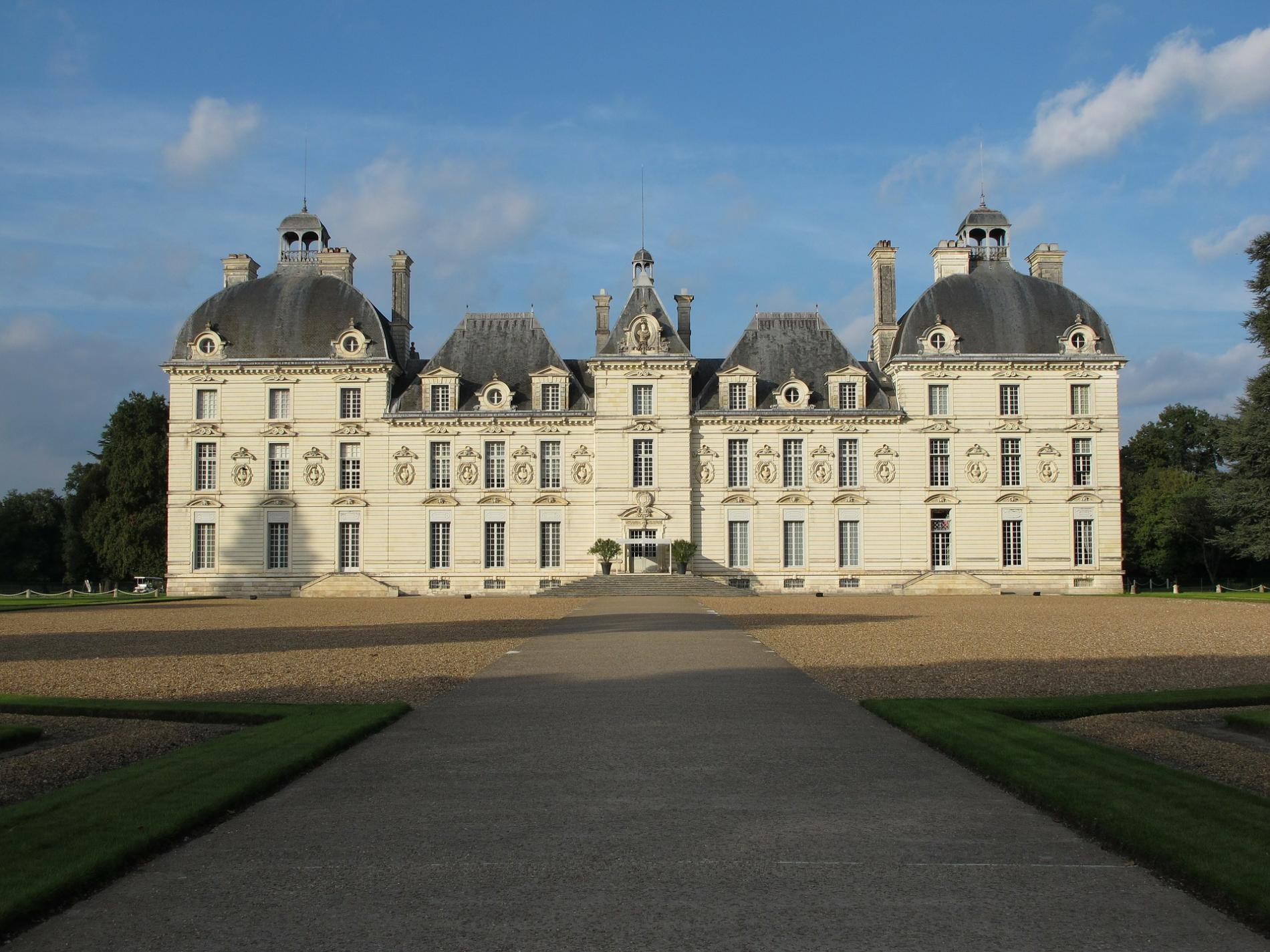 Cheverny Chateau