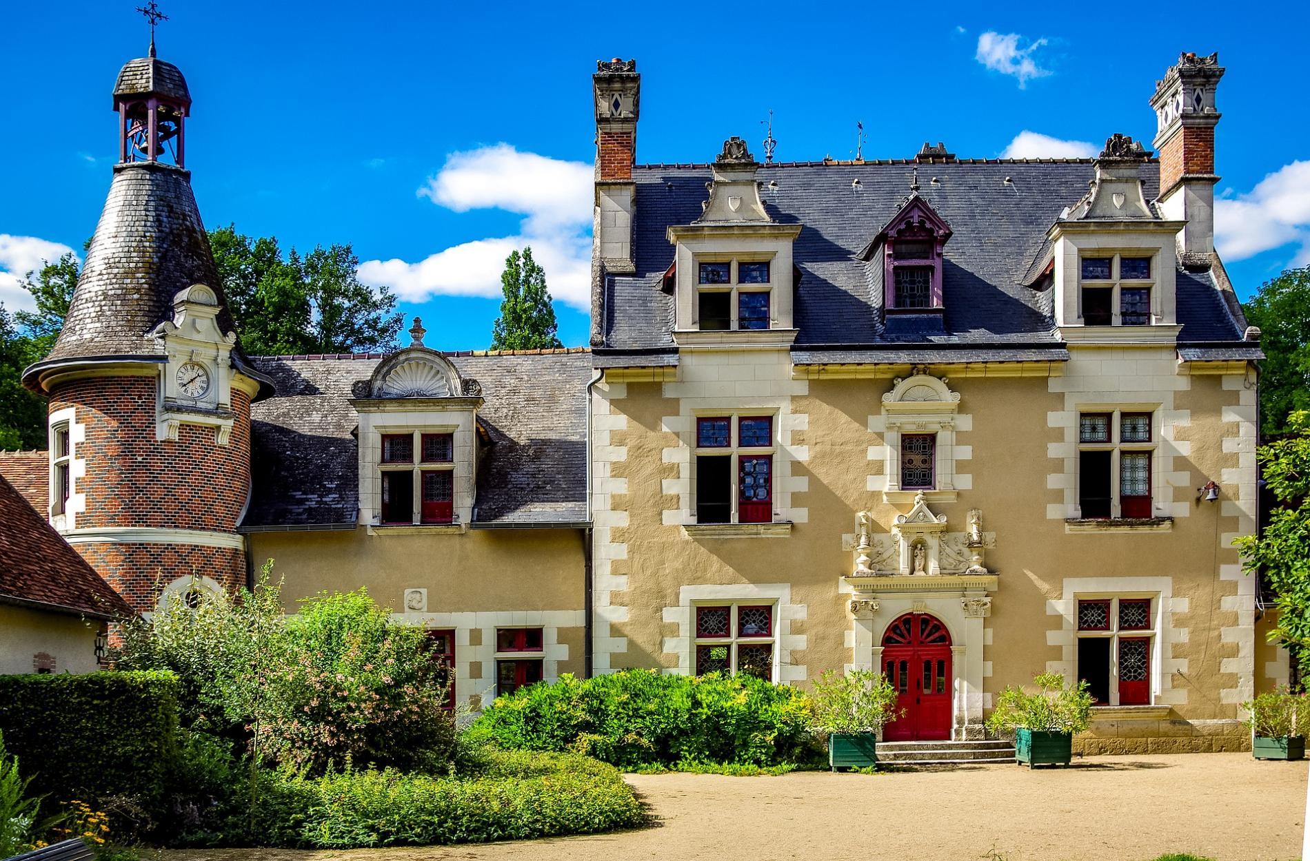 Troussay Chateau
