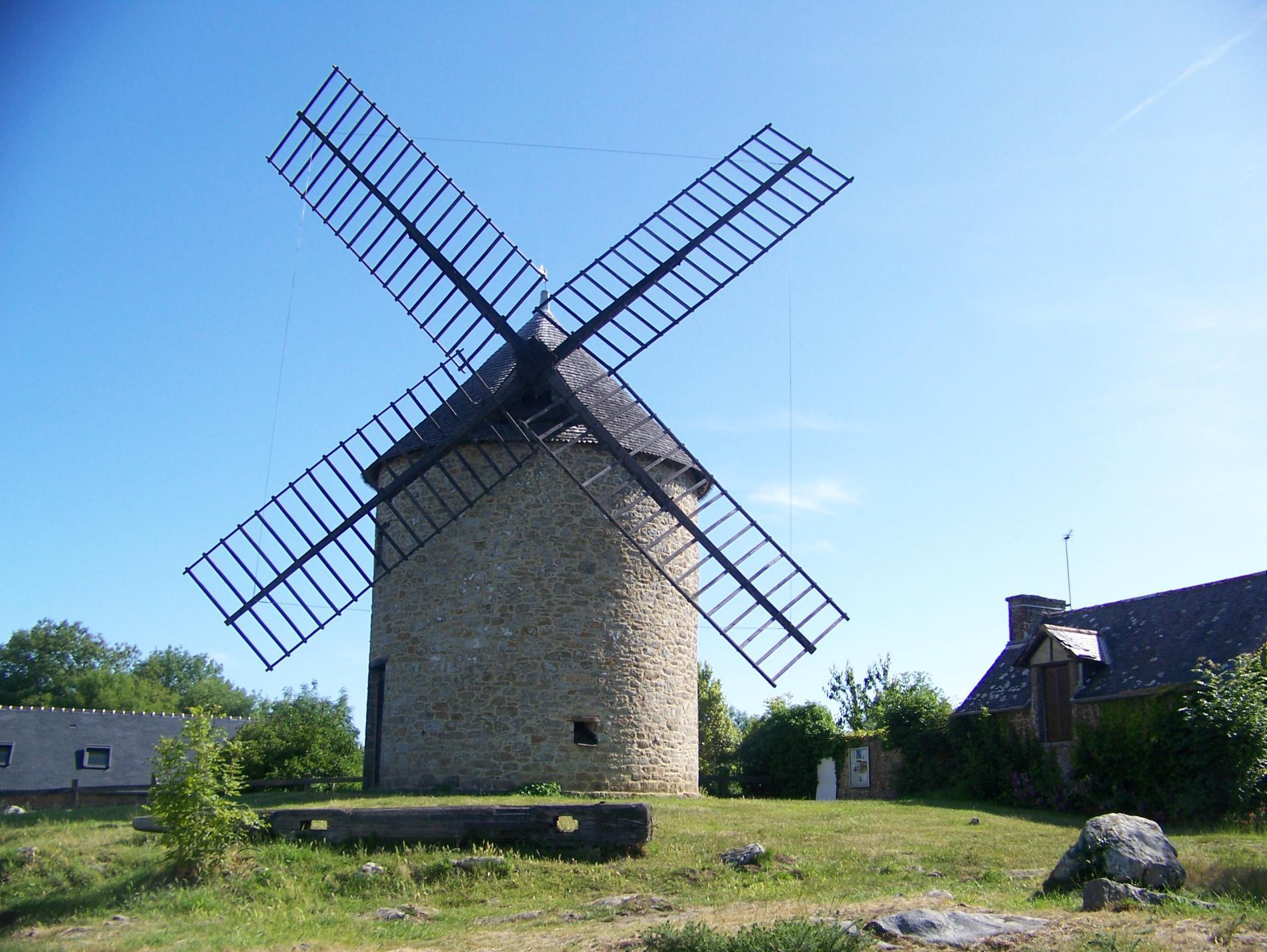 Le Moulin du Prat