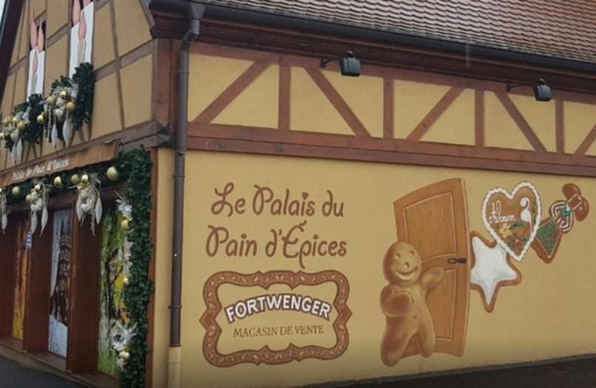 Le Palais du Pain d' Epices
