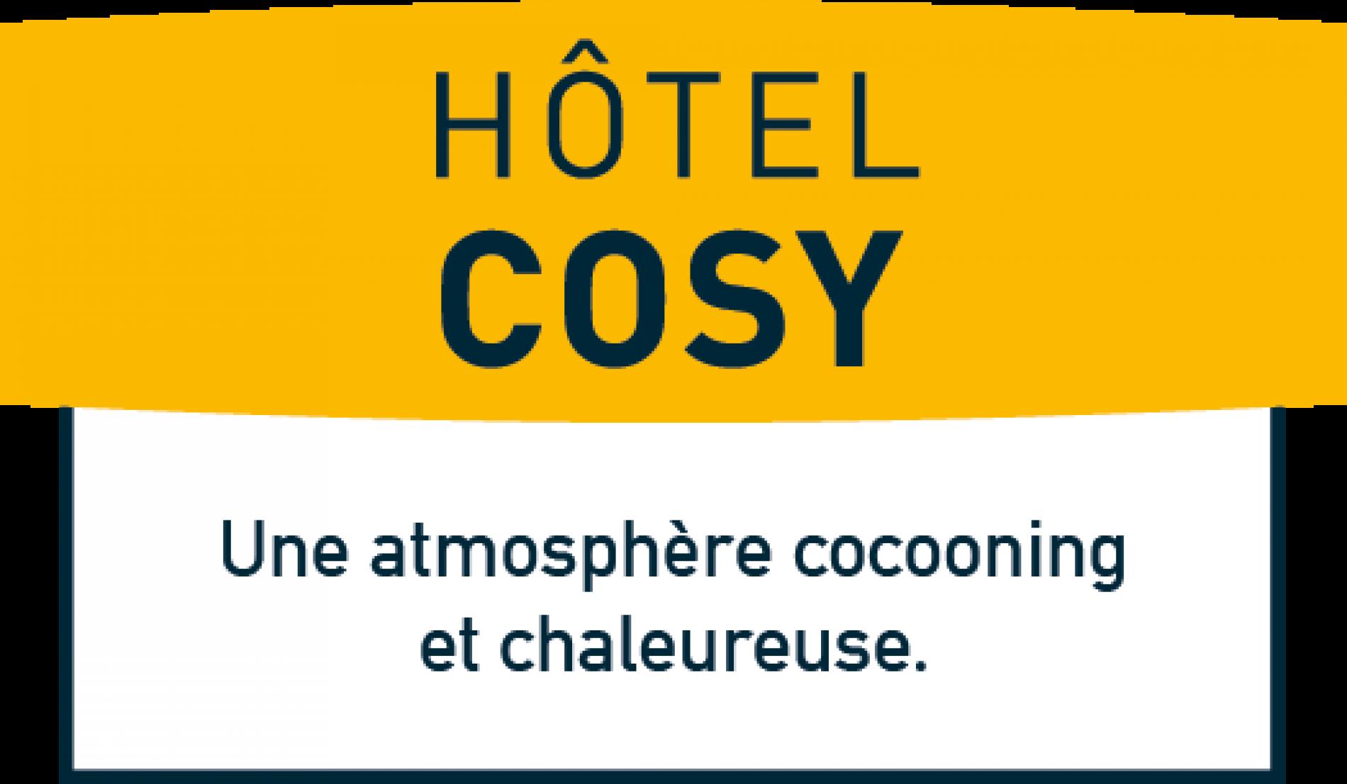 Logo Logis hôtel cosy le Lion d'Or, Chauvigny