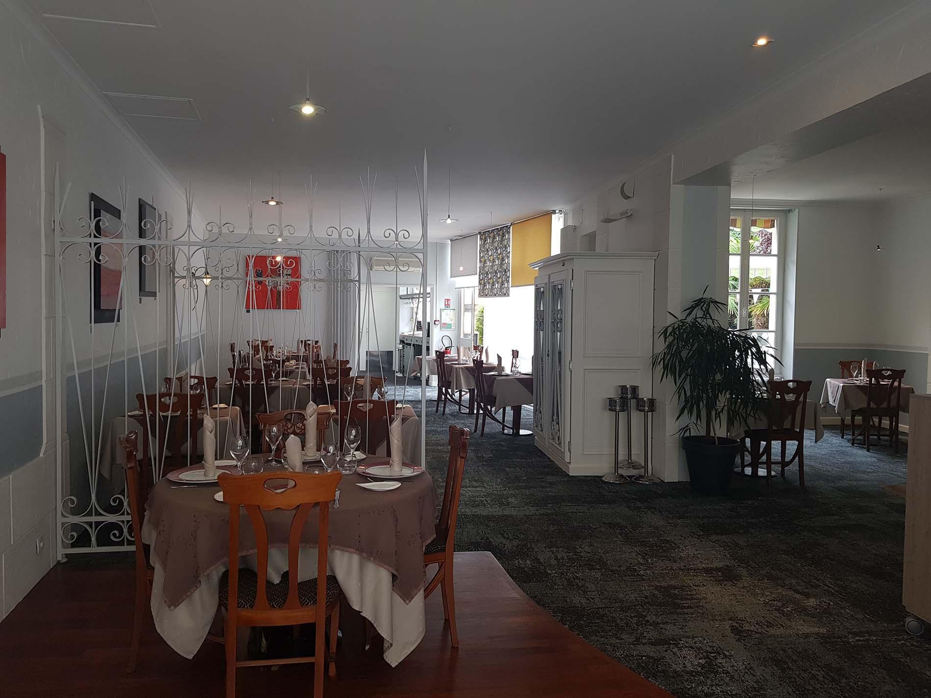 Restaurant le Lion d'Or à Chauvigny