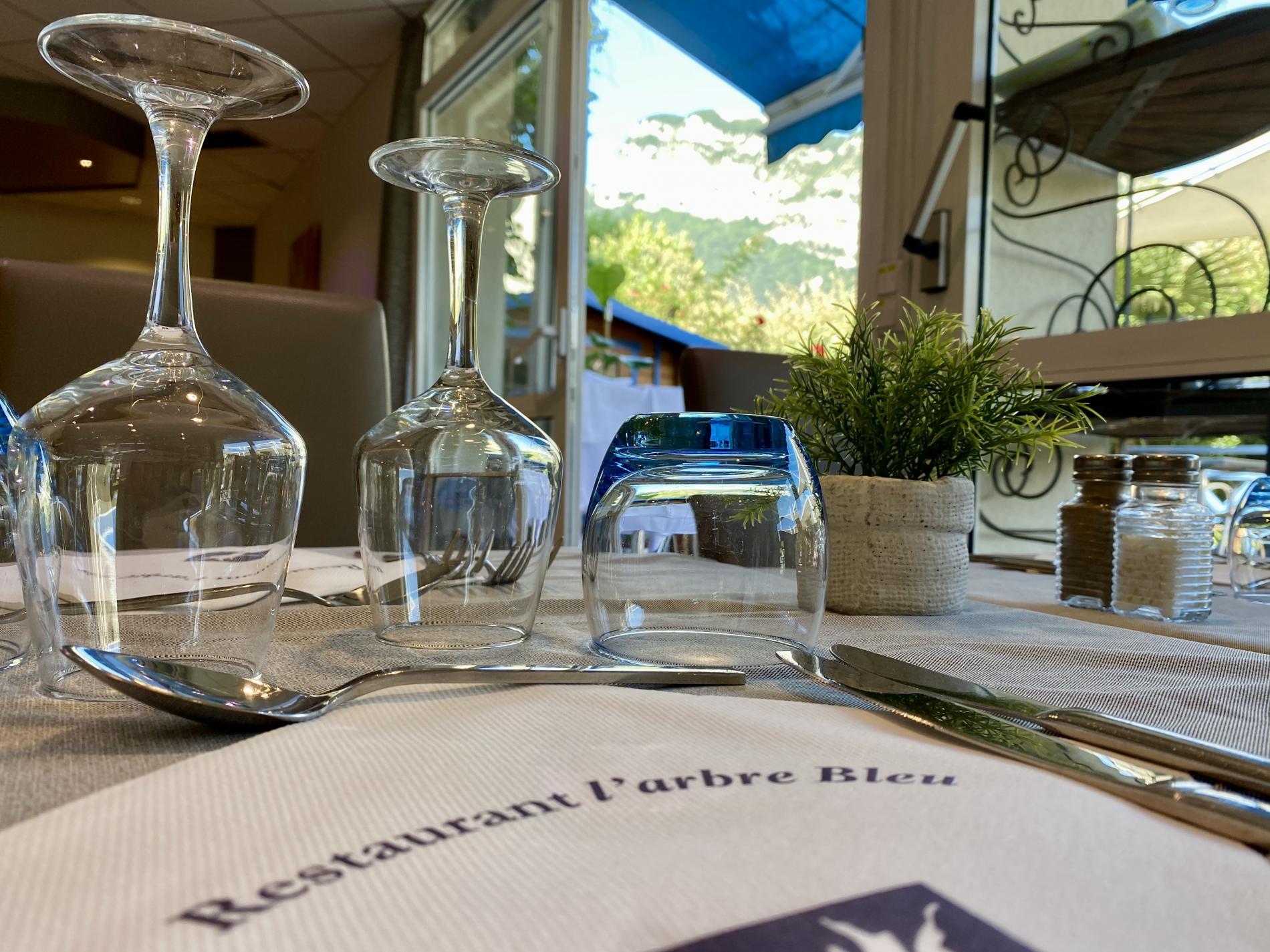 Restaurant l'Arbre Bleu