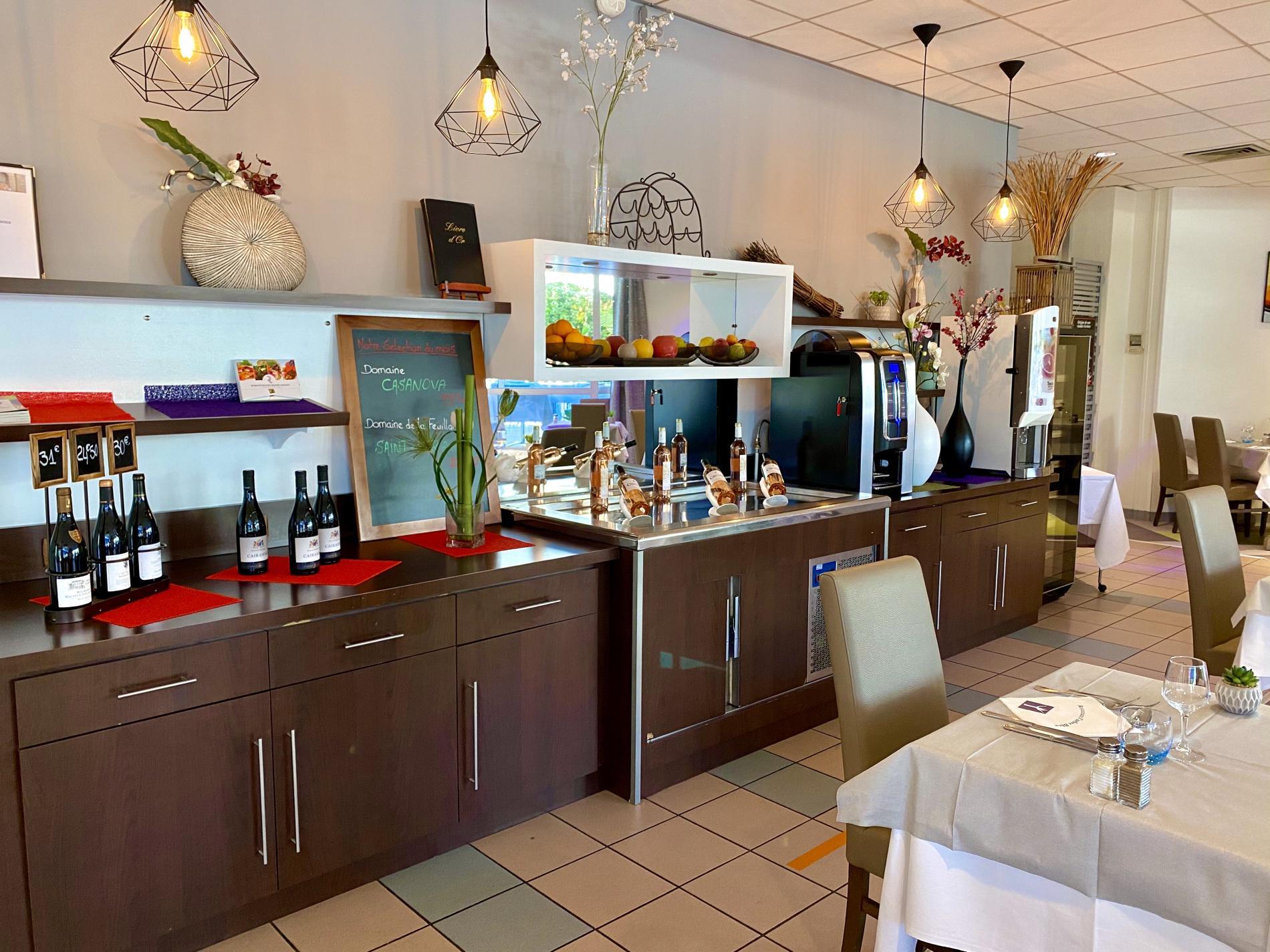 Hotel Restaurant avec piscine Grenoble Nord