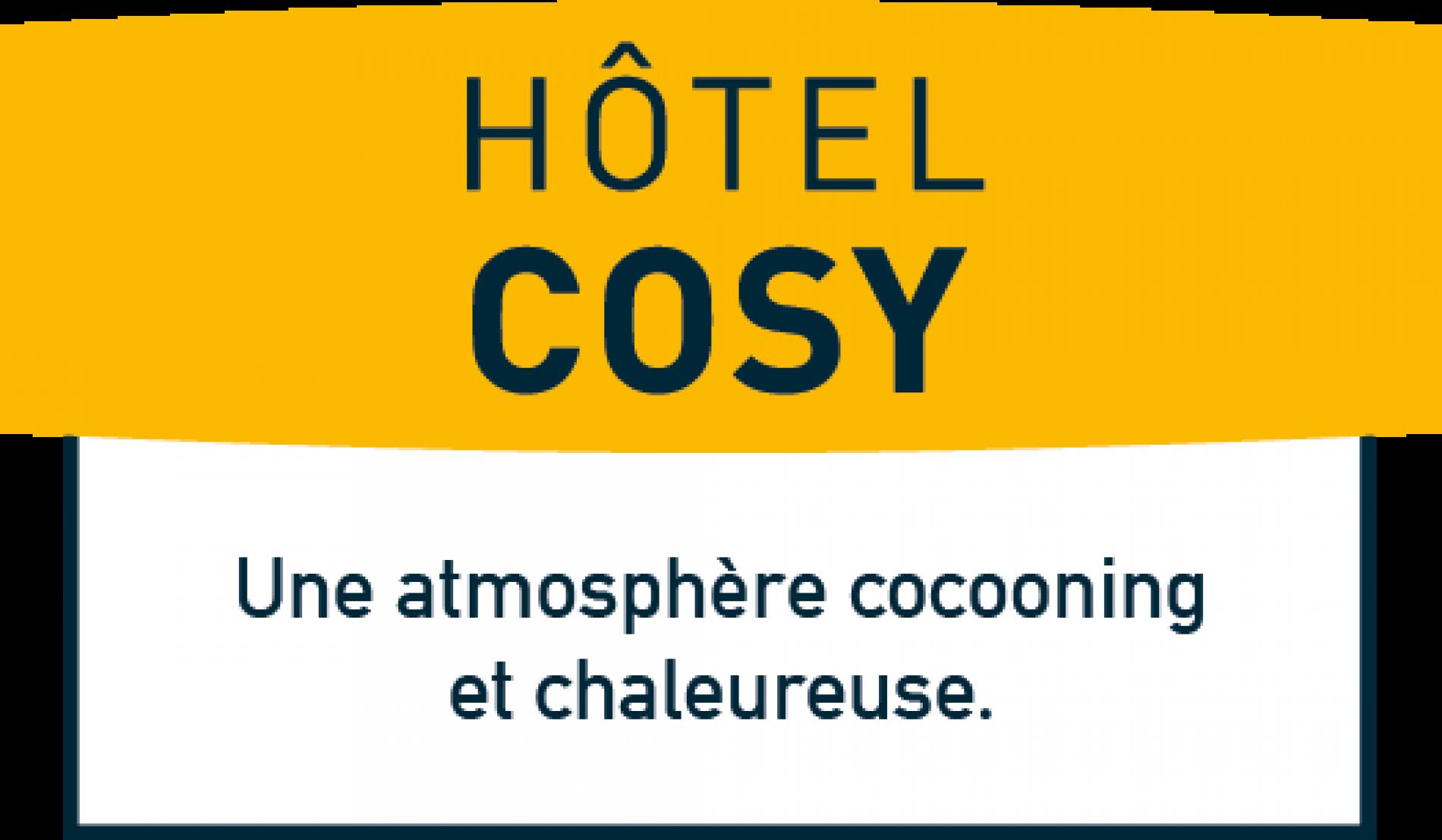 Logo Hôtel Cosy Logis le Dauphin Sées, Orne