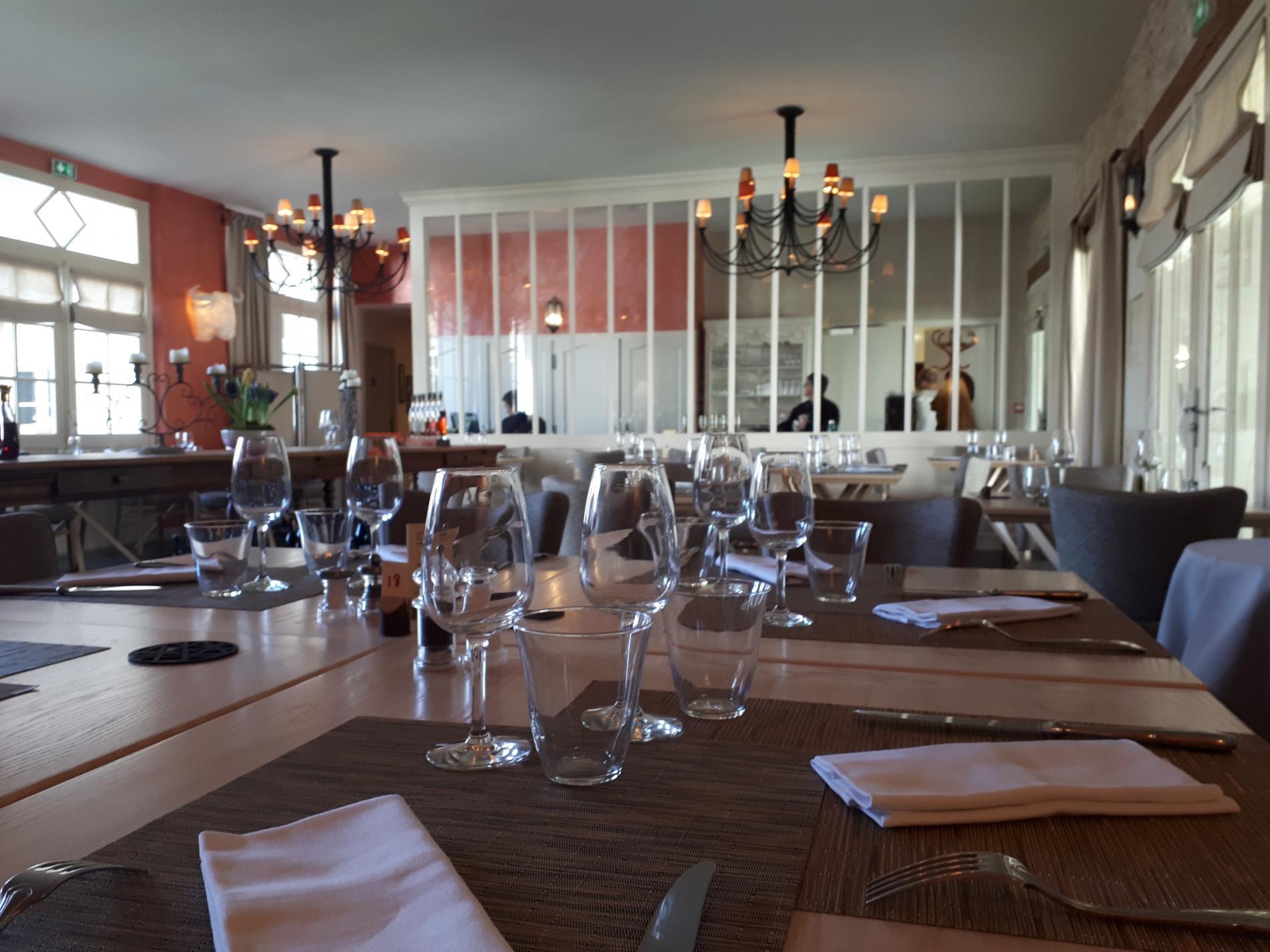 Exceptionnellement le restaurant sera fermé pour congés annuels du 27 septembre au mercredi 6 octobre