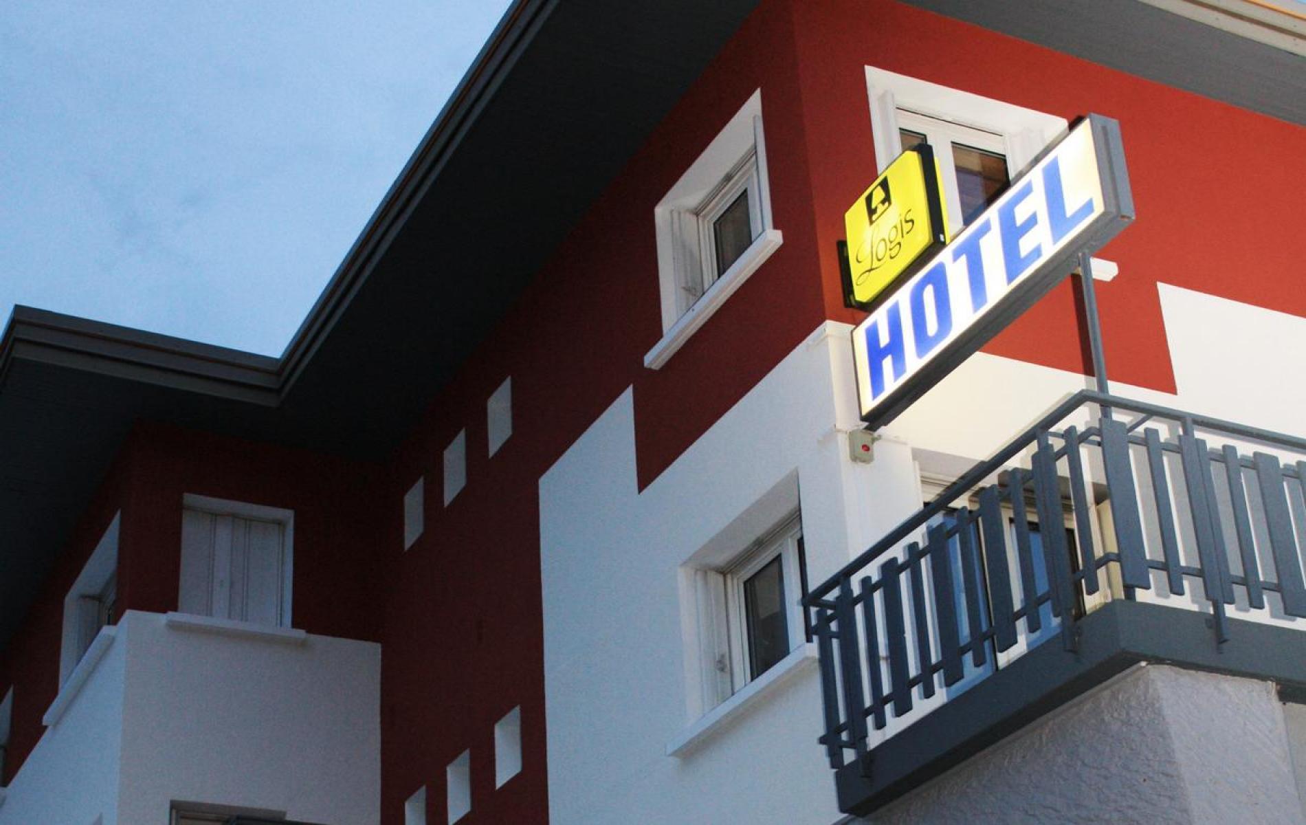 Logis Hôtel ** Eden Lac