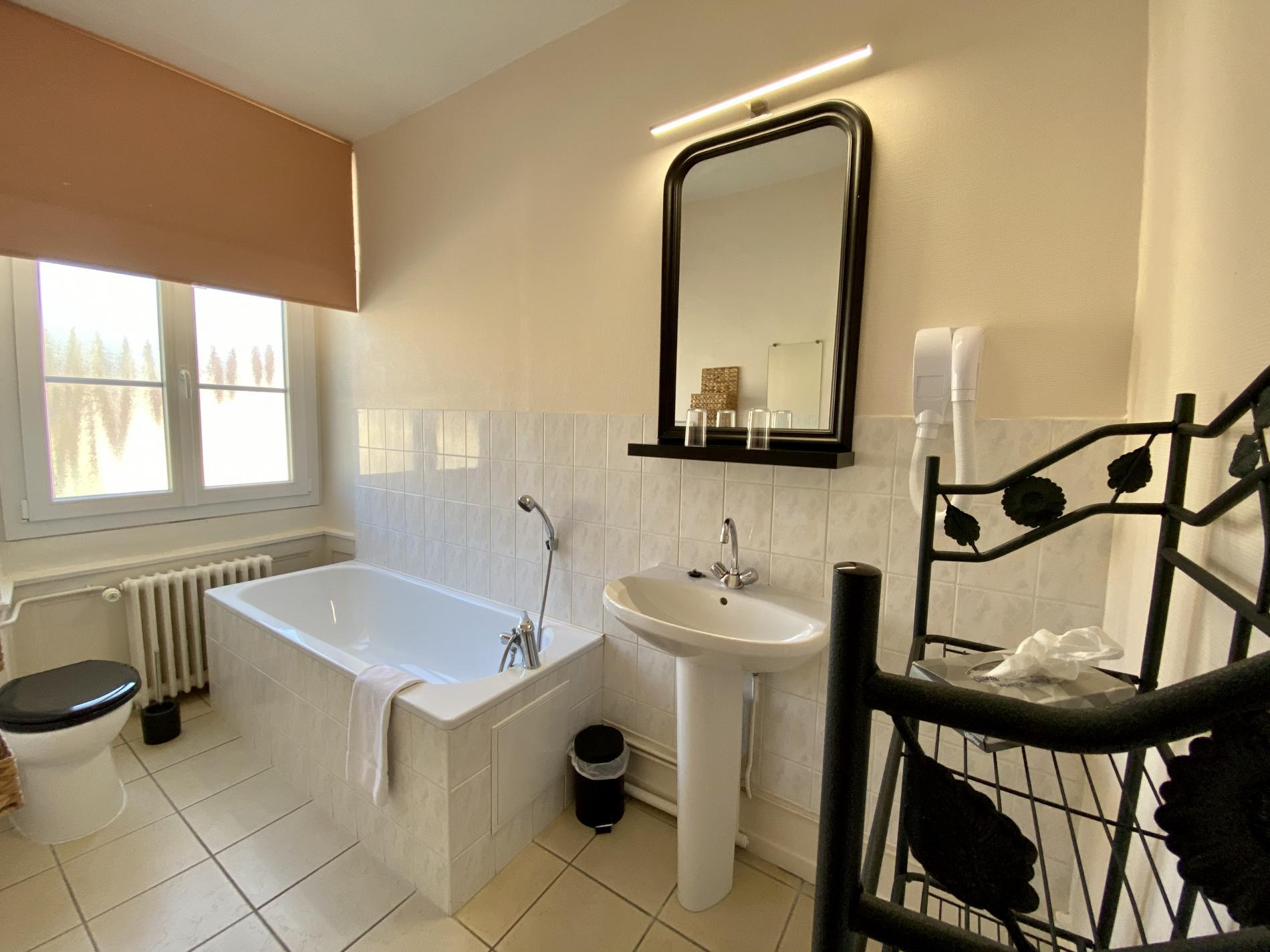 Salle de bains La Chaumière