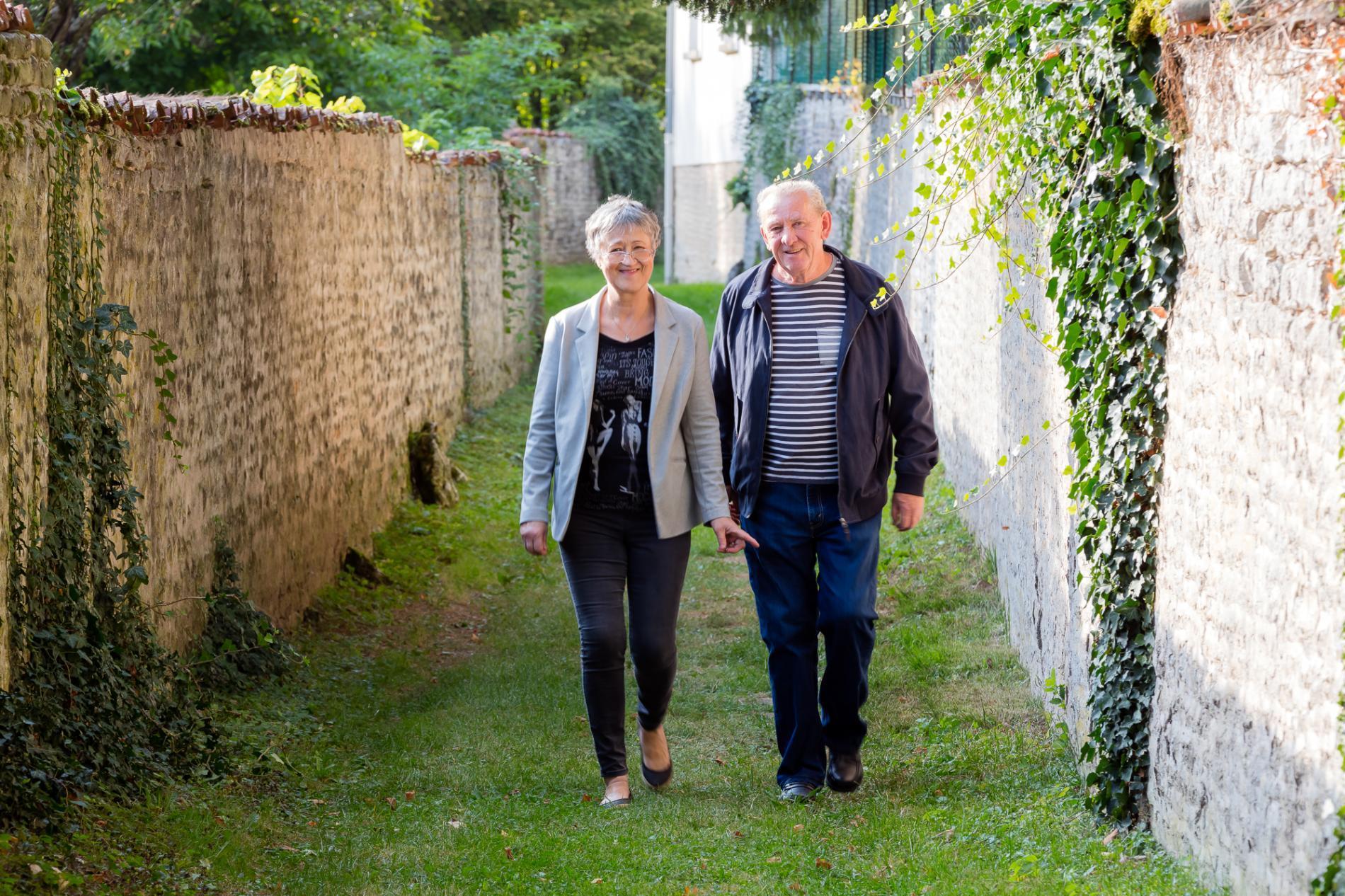 Susan & Bernard