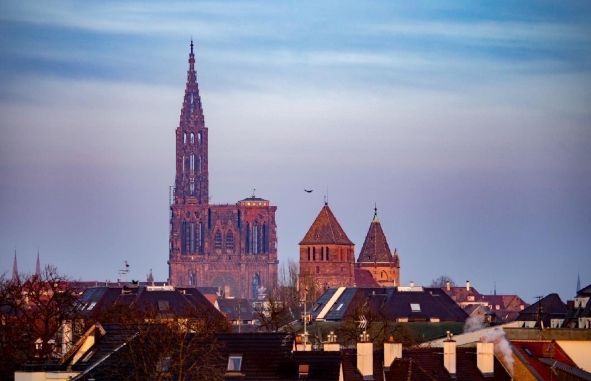 L'office de Tourisme de Strasbourg et de sa région