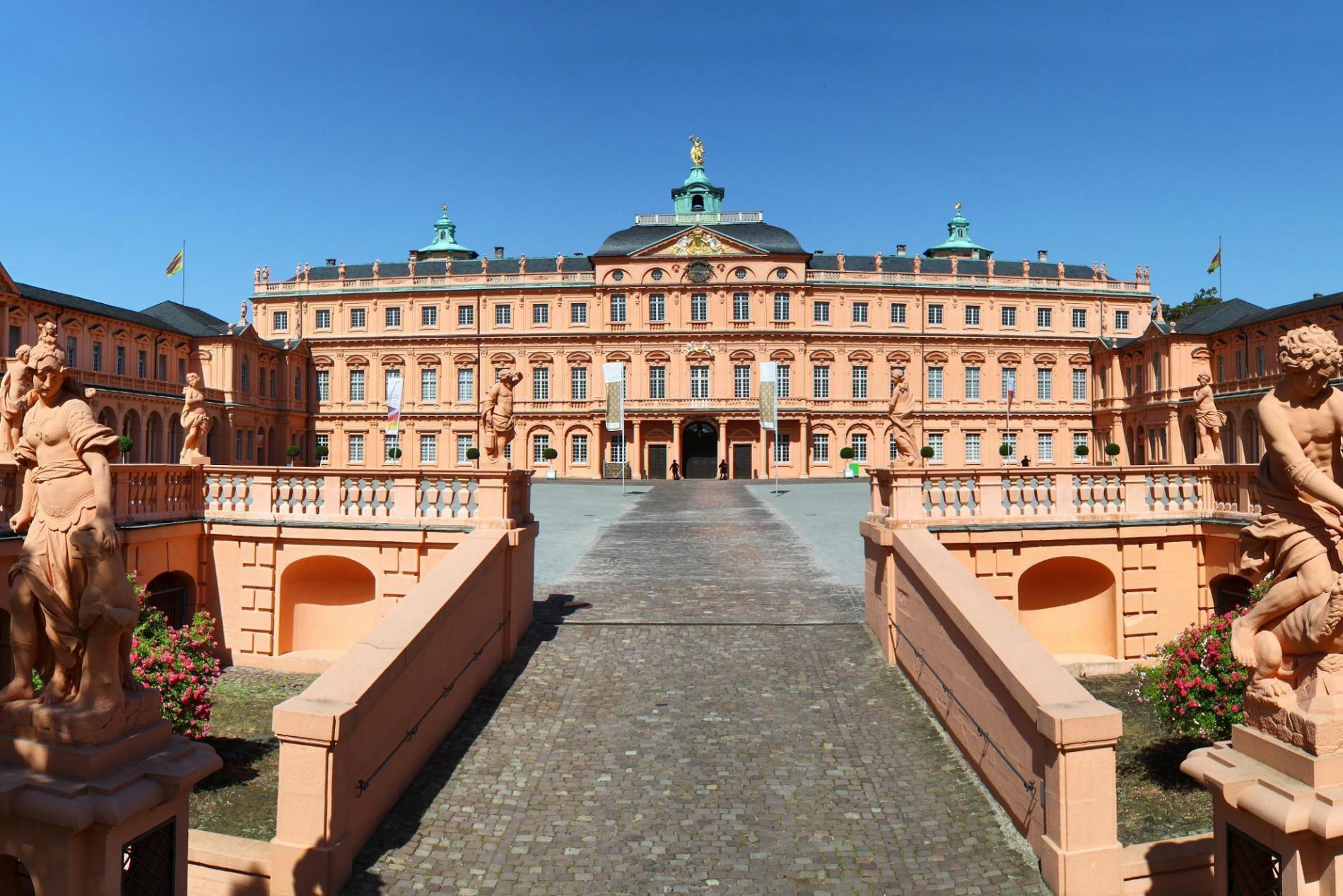Le Château de Rastatt