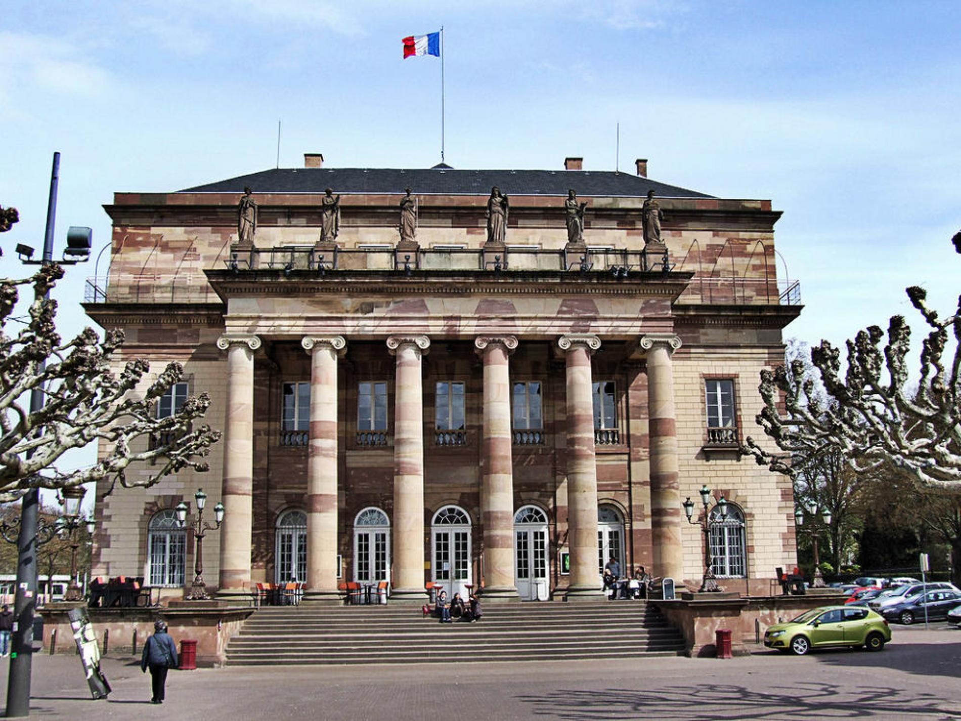 L'Opéra du Rhin