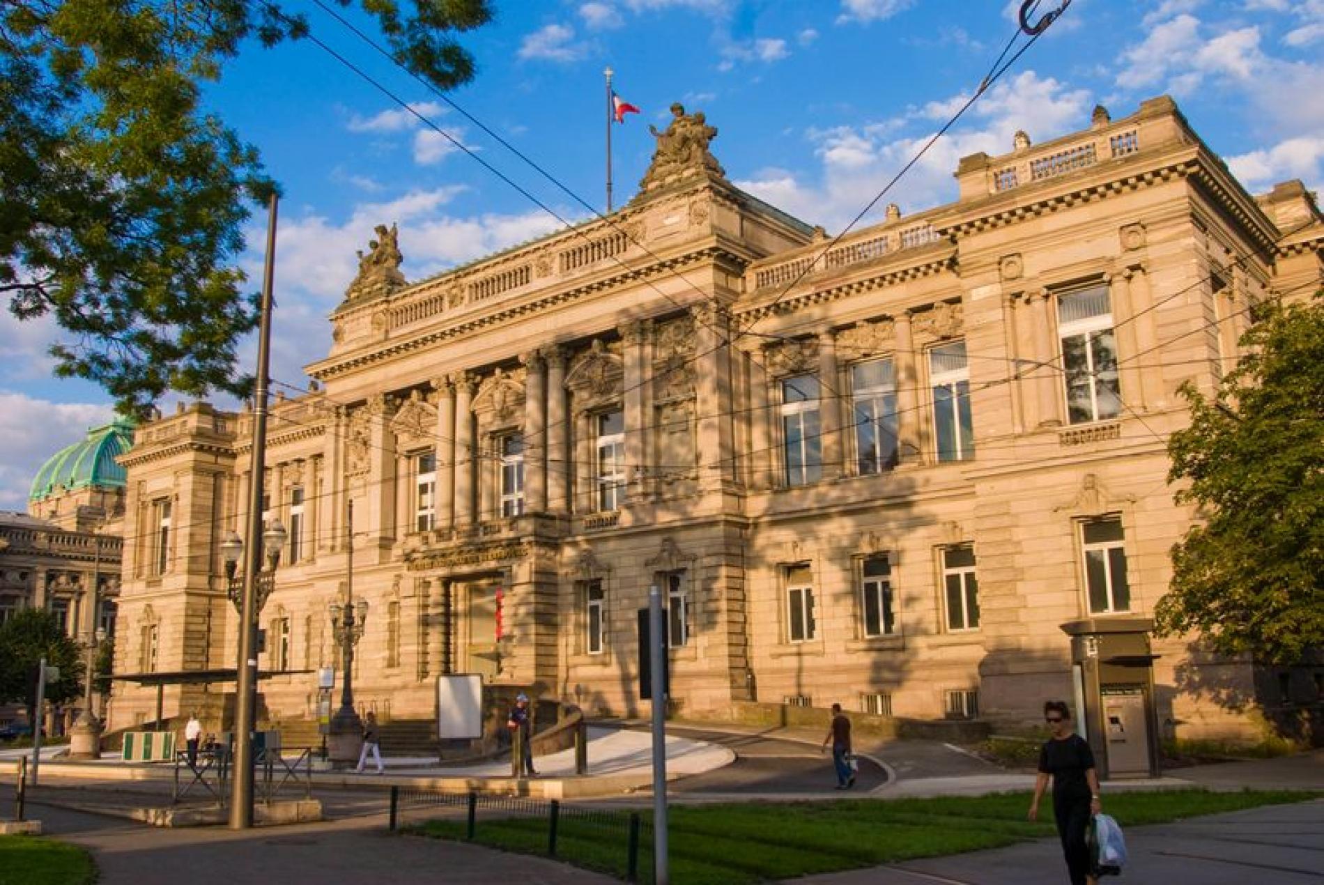 Le site du Théâtre National de Strasbourg