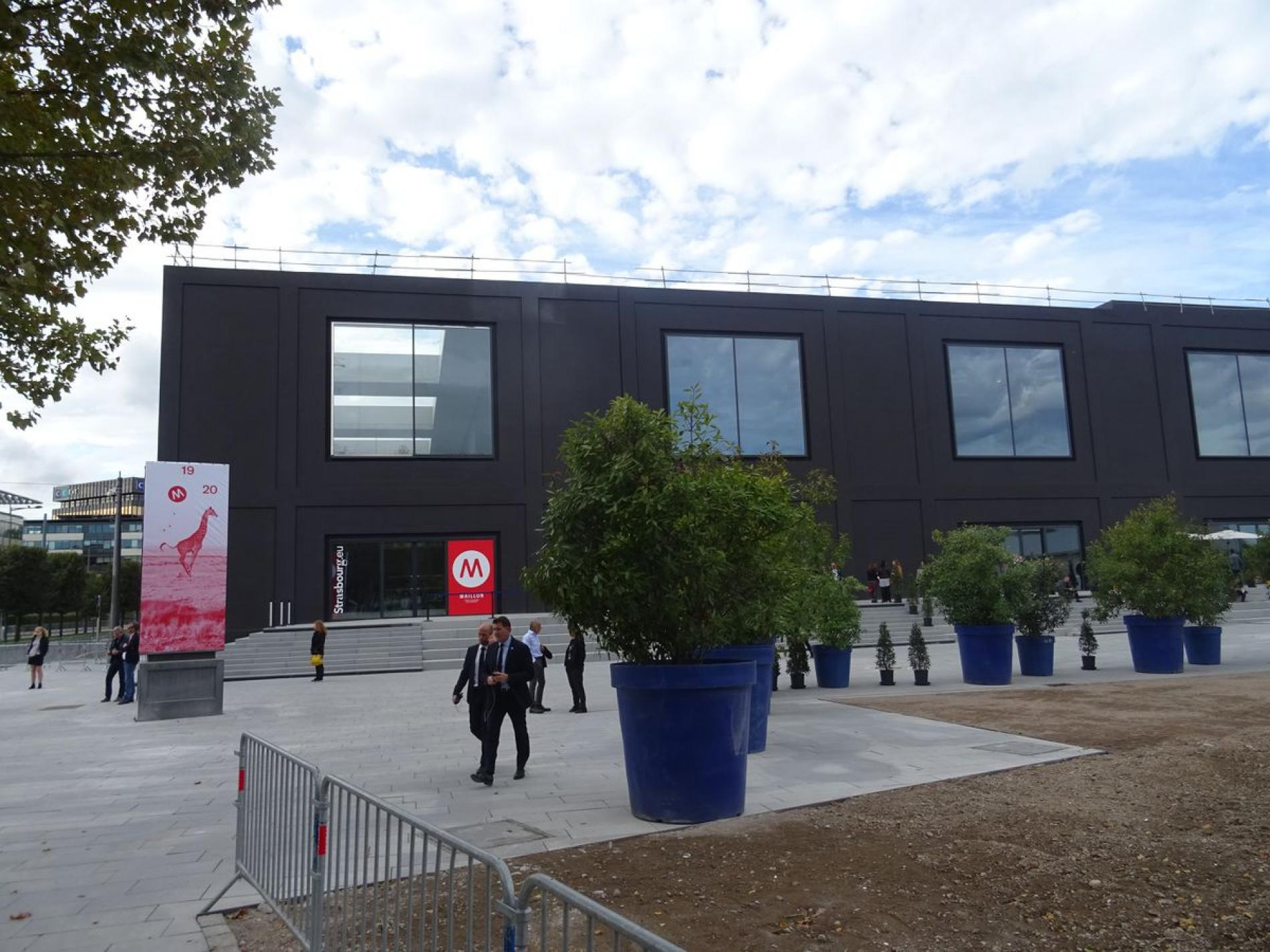 Le Théâtre du Maillon