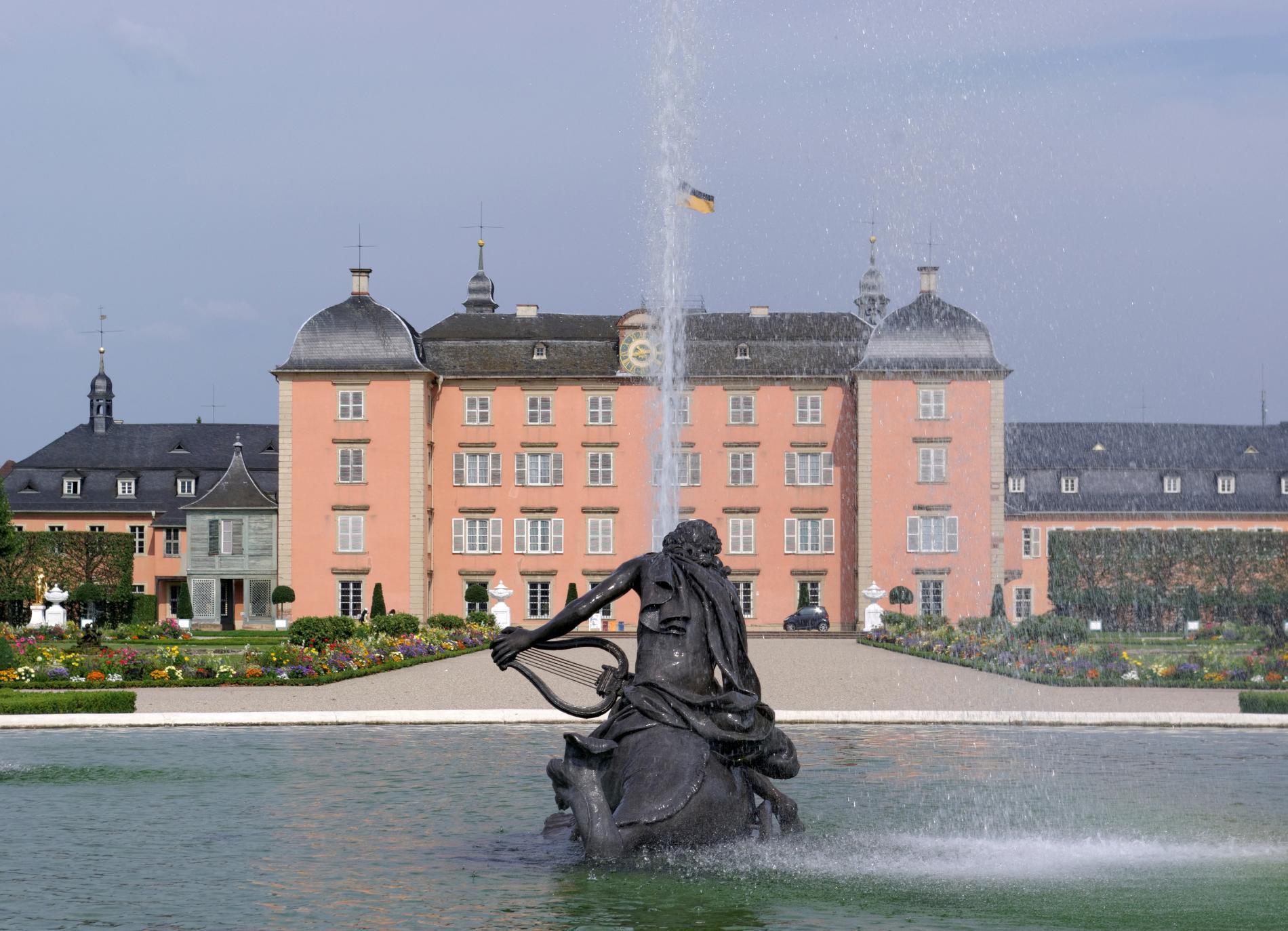 Le Château de Schwetzingen