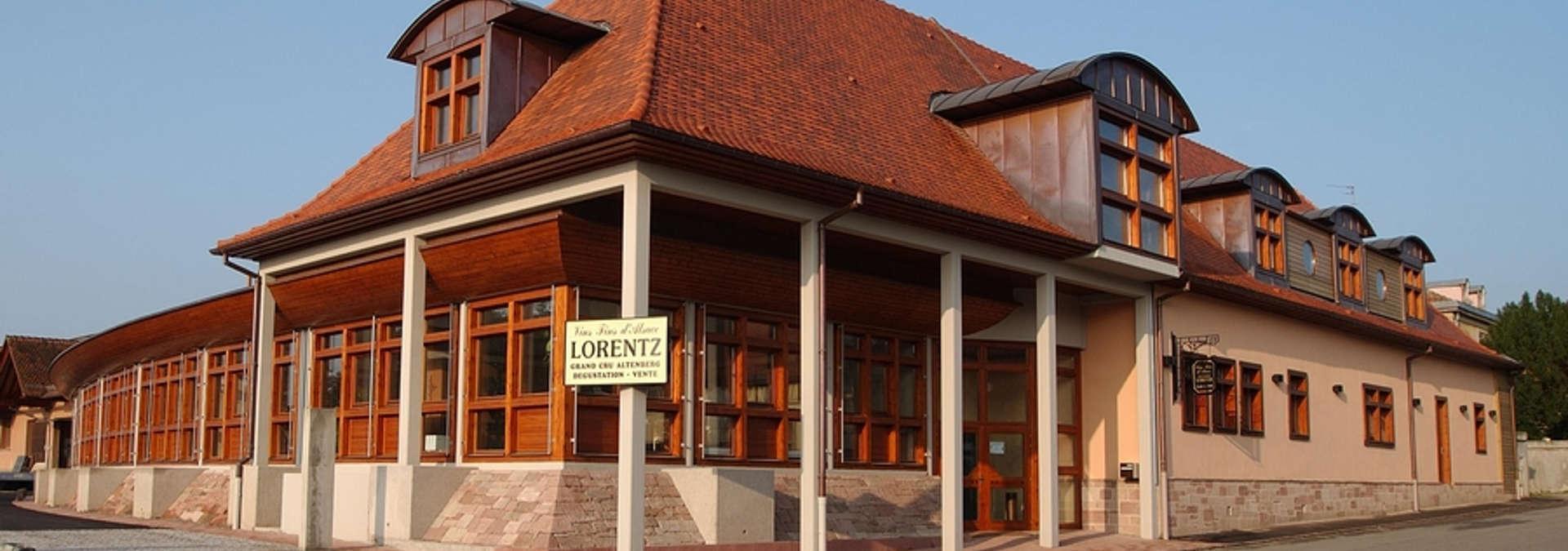 Les vins Gustave Lorentz