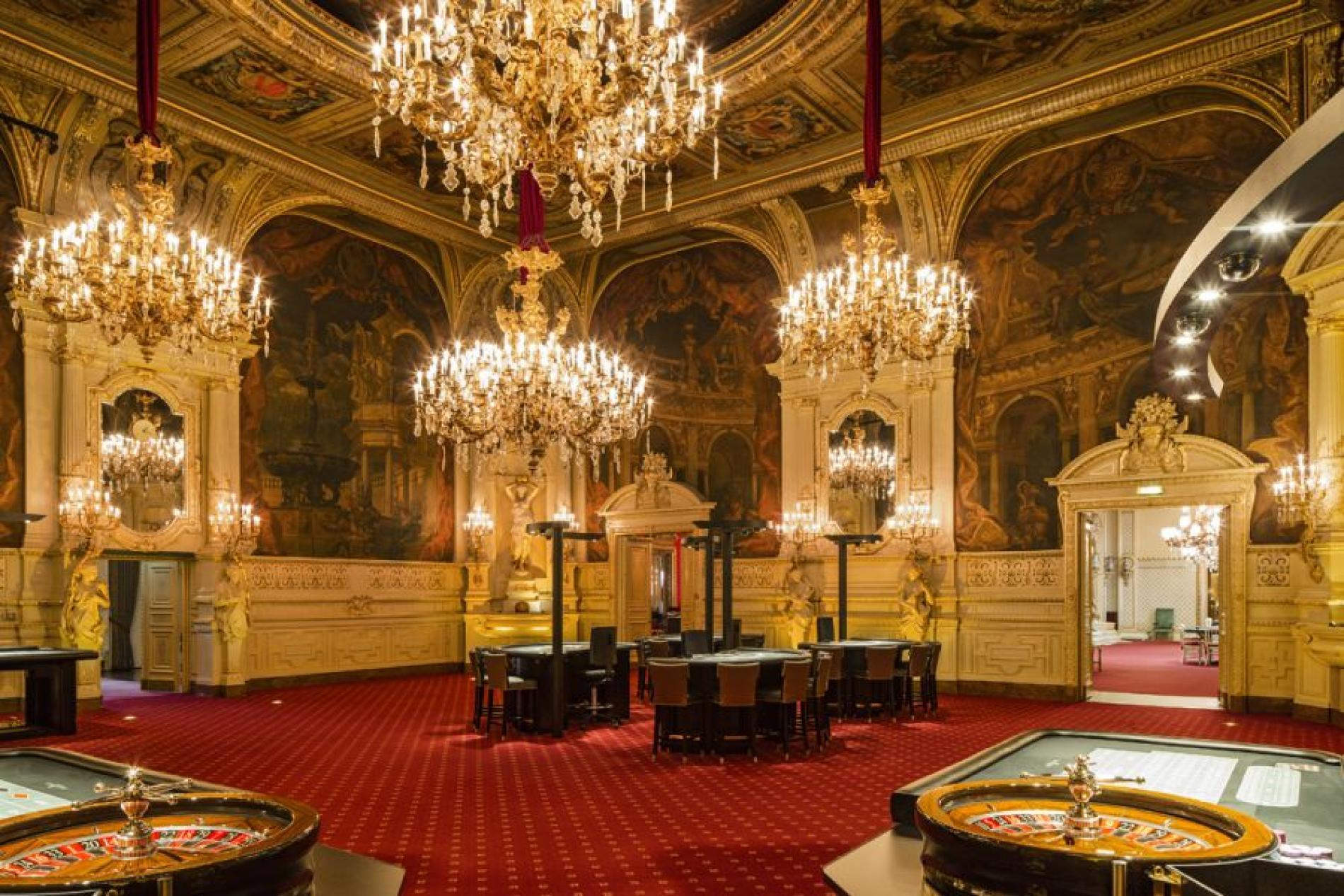 Le Casino de Baden Baden