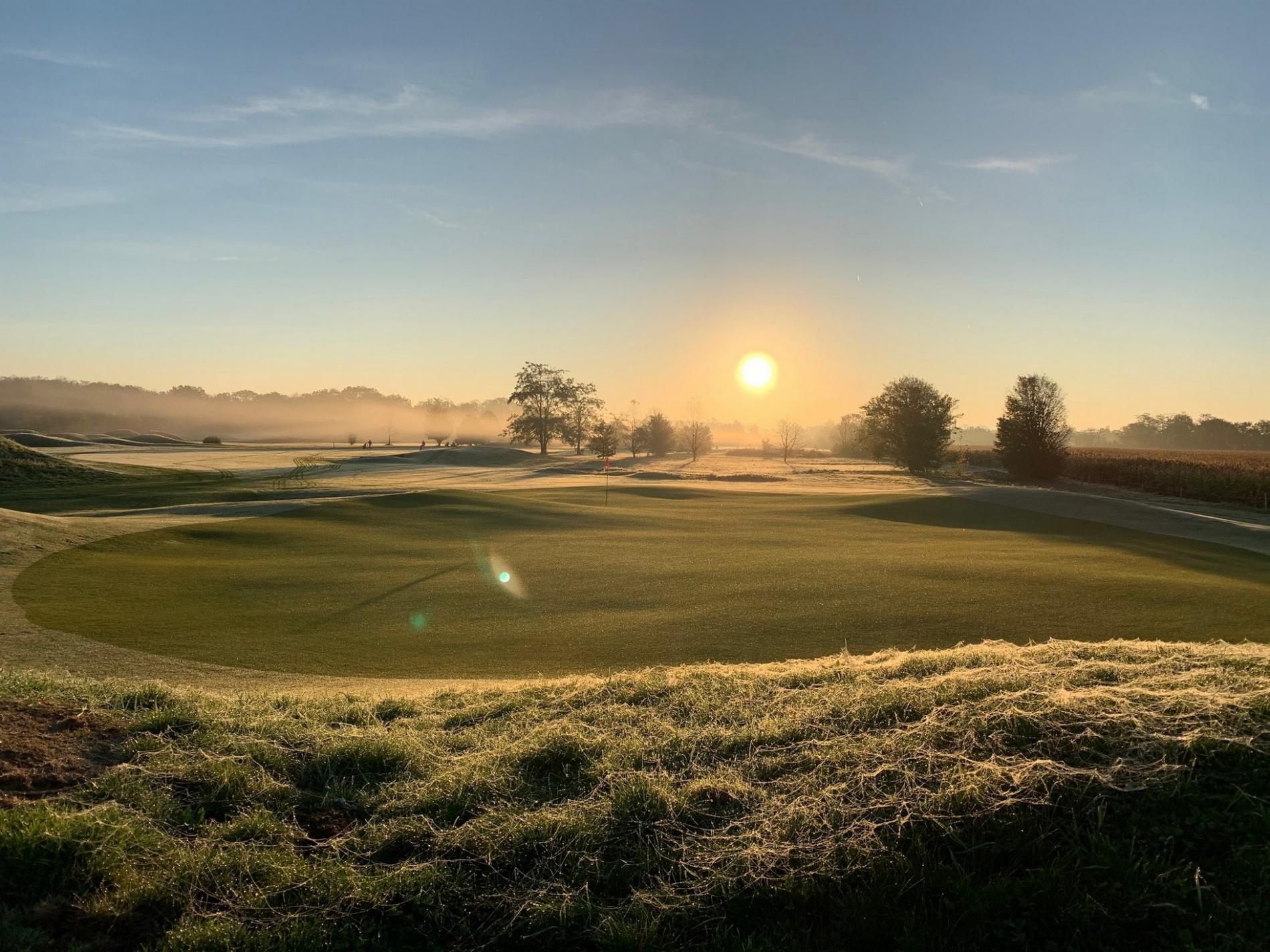 Le Golf en Alsace