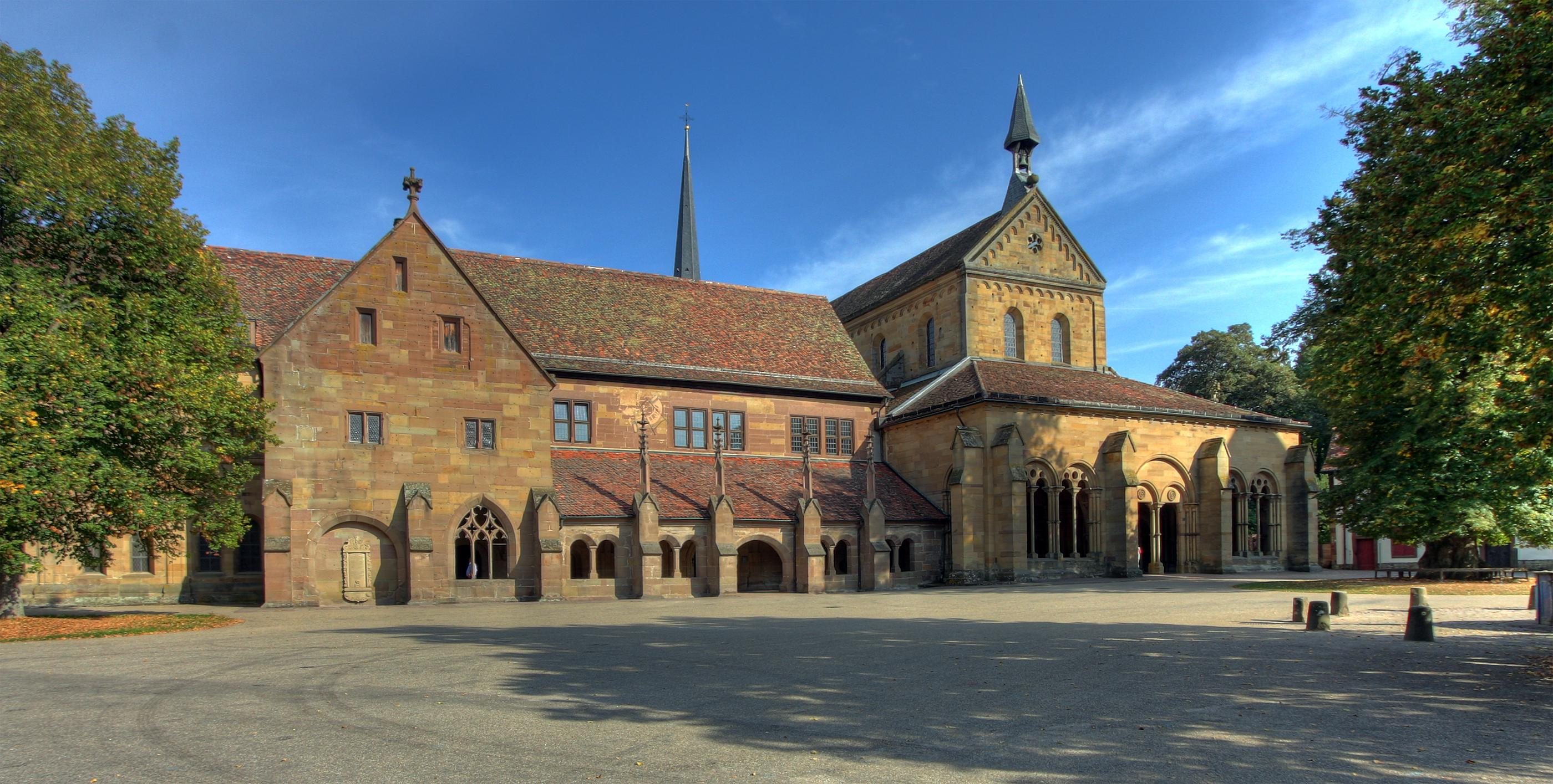 L'abbaye Cistercienne de Maulbronn