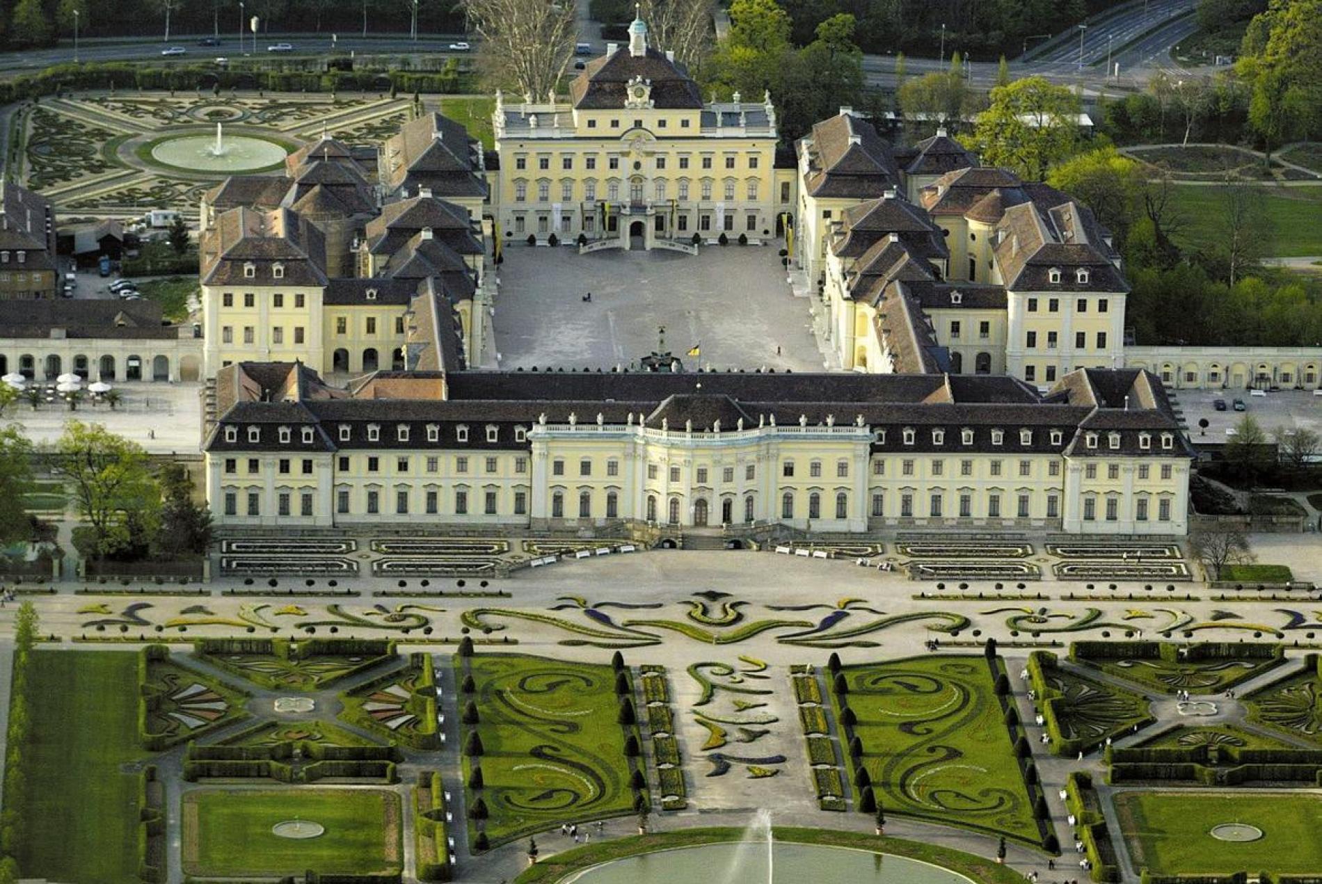 Le Château de Ludwigsburg
