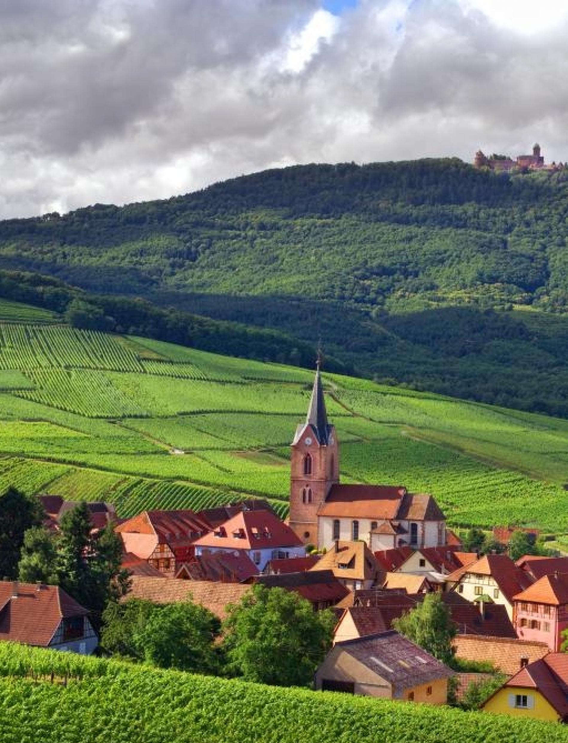 Le site de la Région Alsace