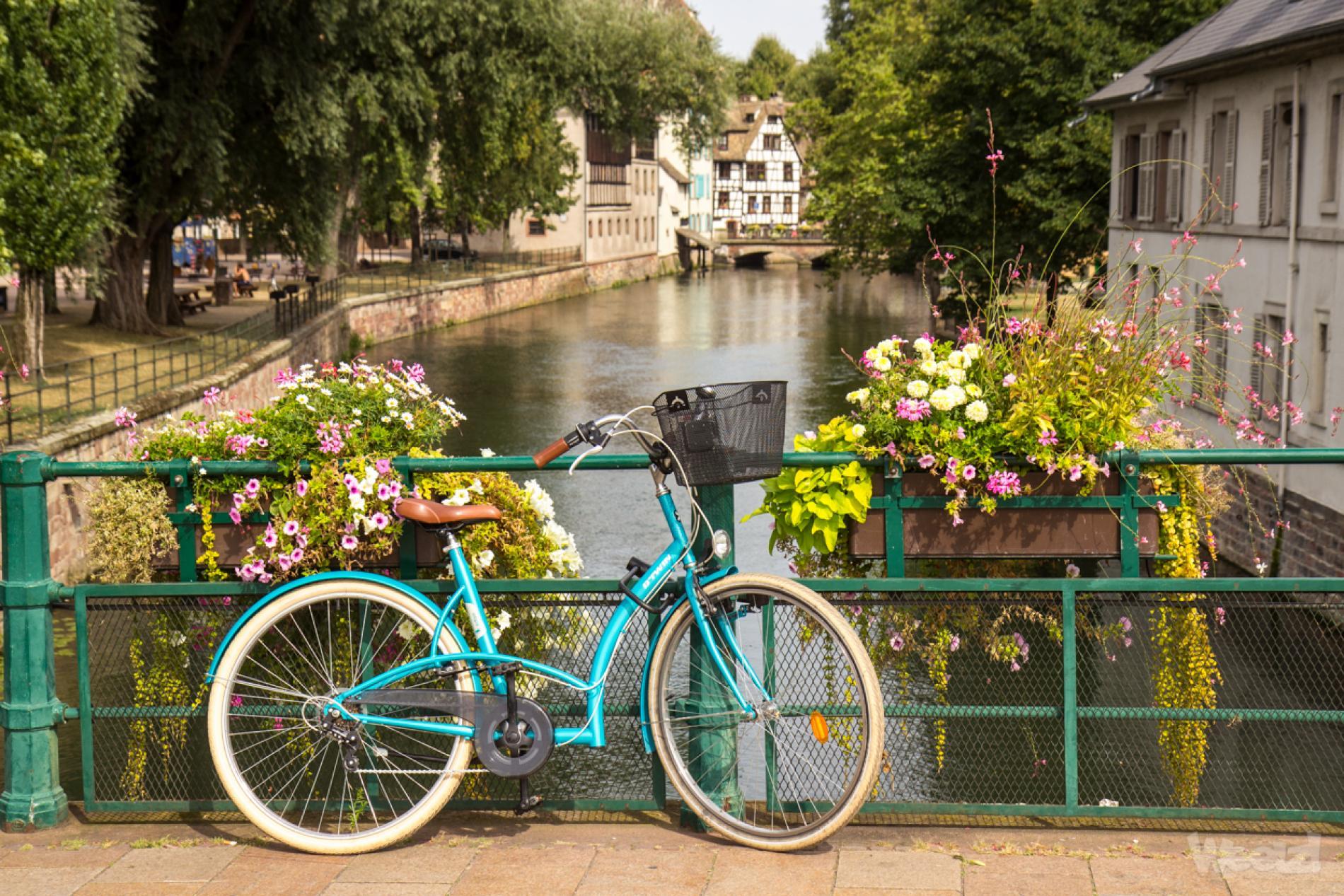 Strasbourg a Vélo