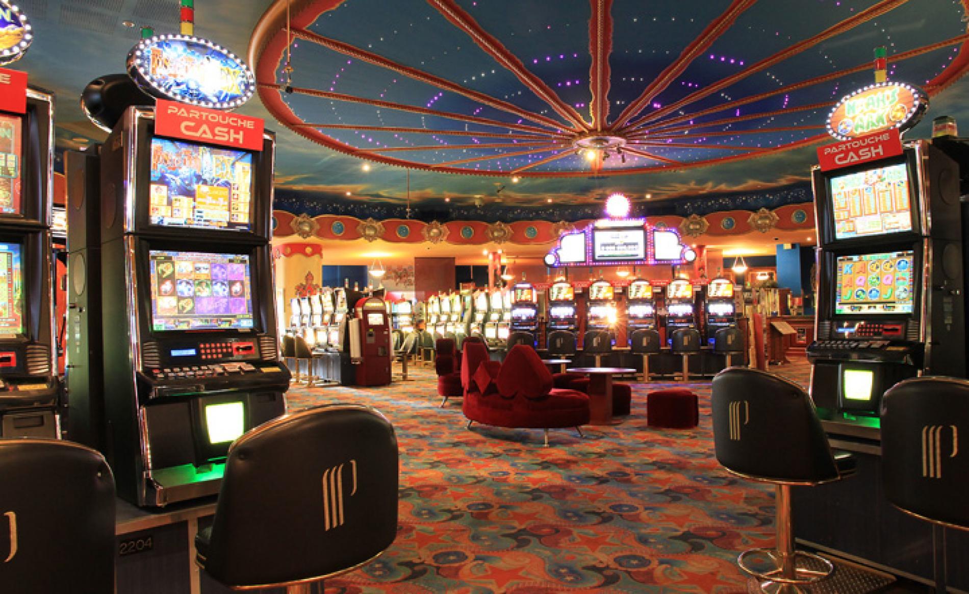 Casino Partouche La Roche Posay