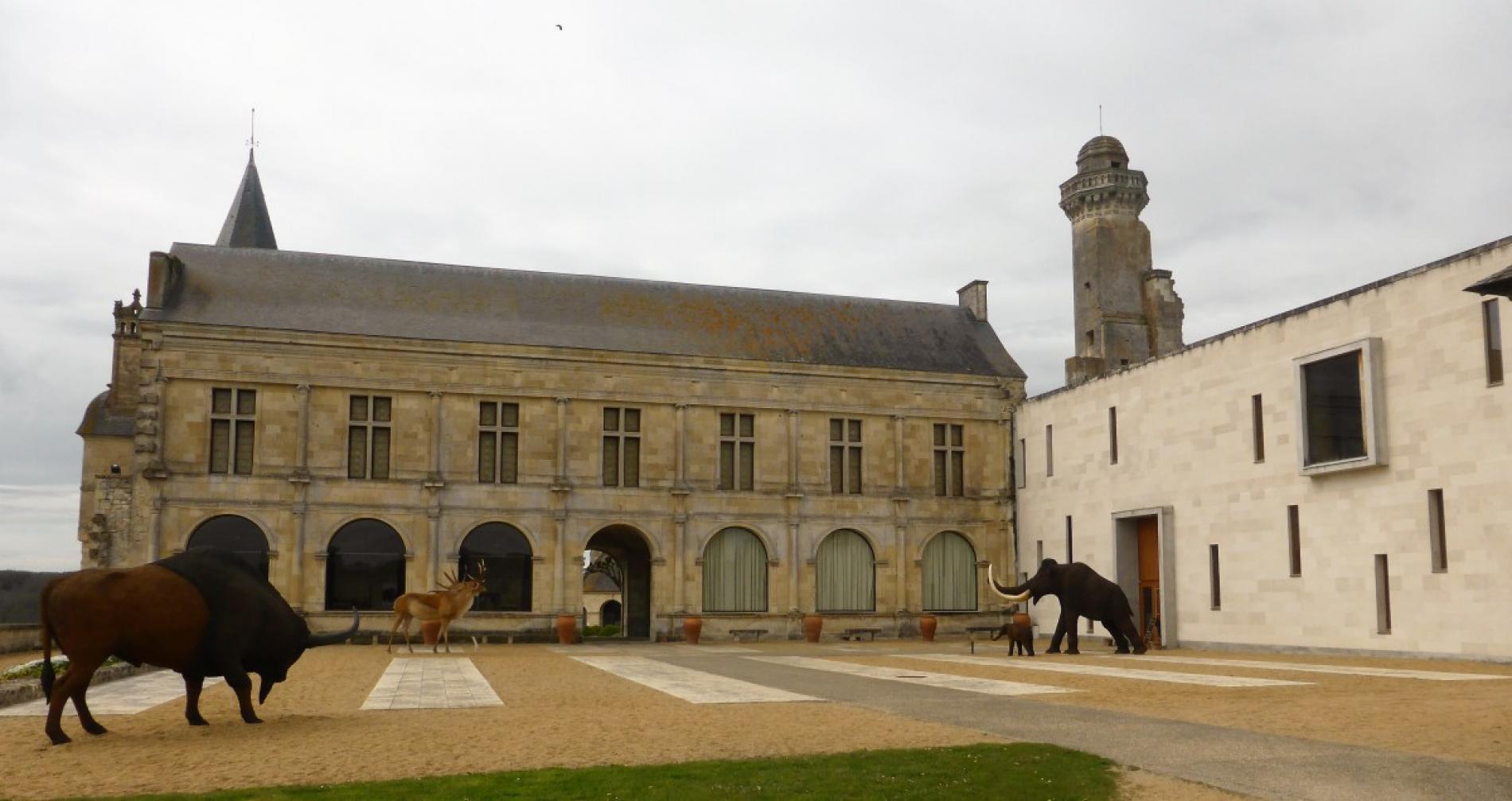 Le Musée Préhistorique du Grand Pressigny (37)