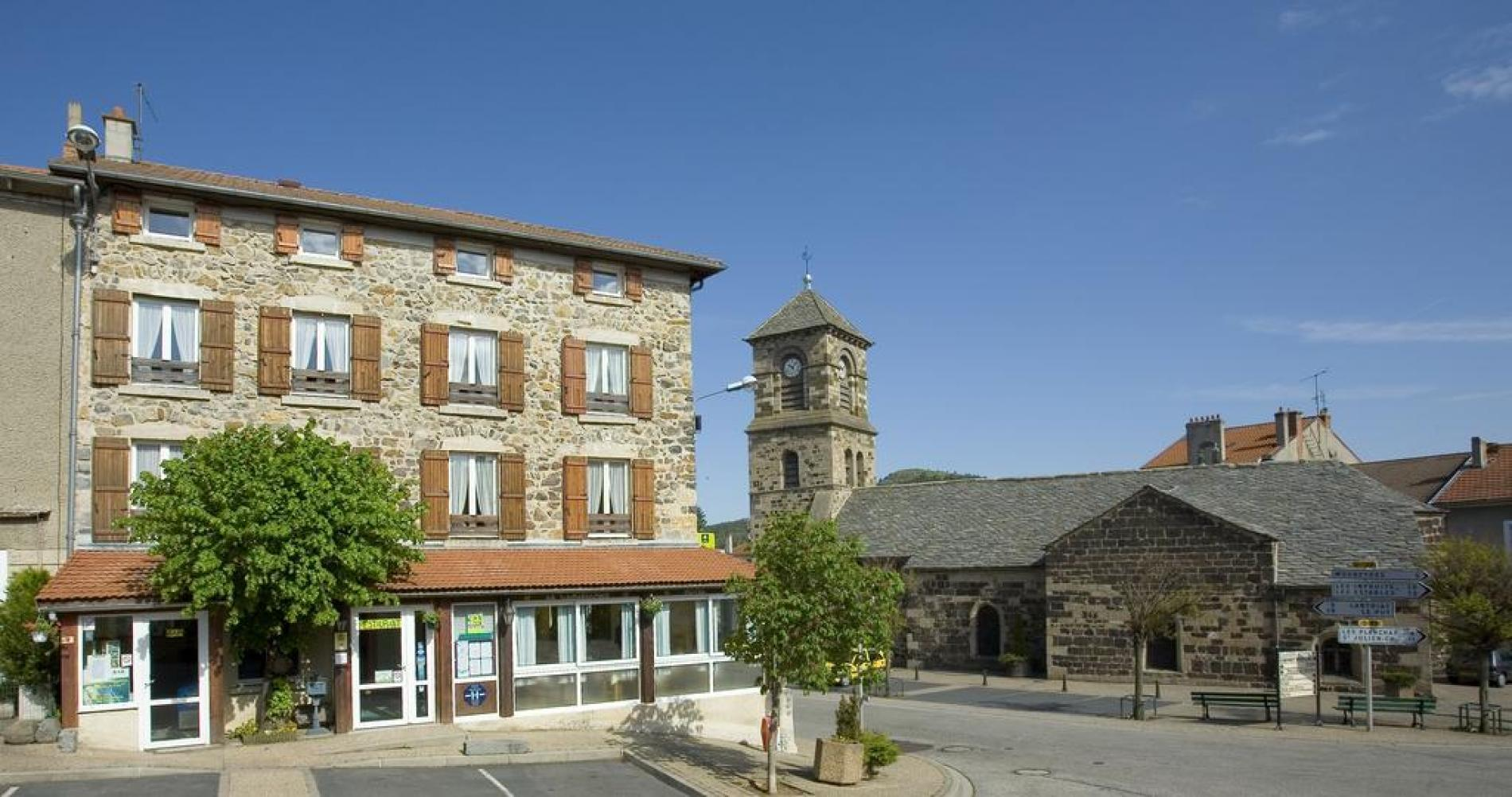 Le Clair Logis Hotel