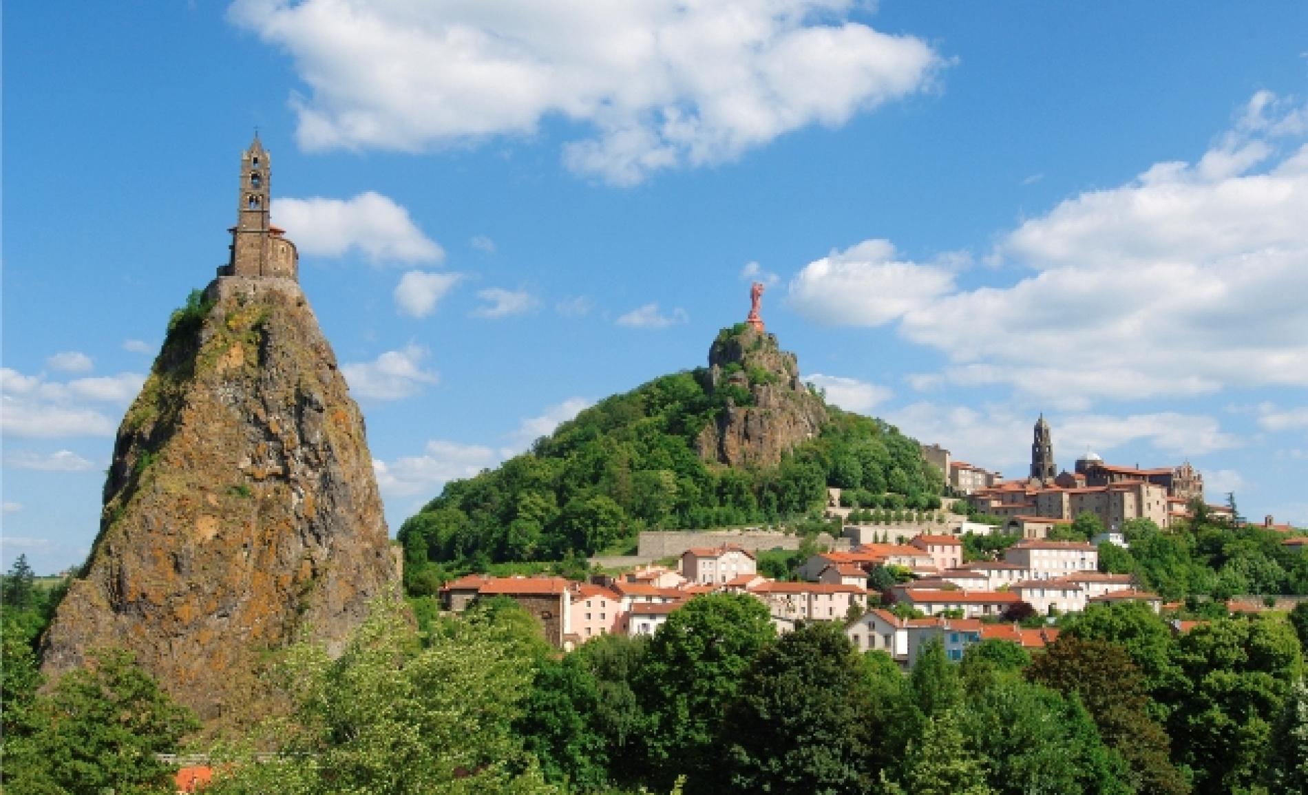 Ville du Puy en Velay