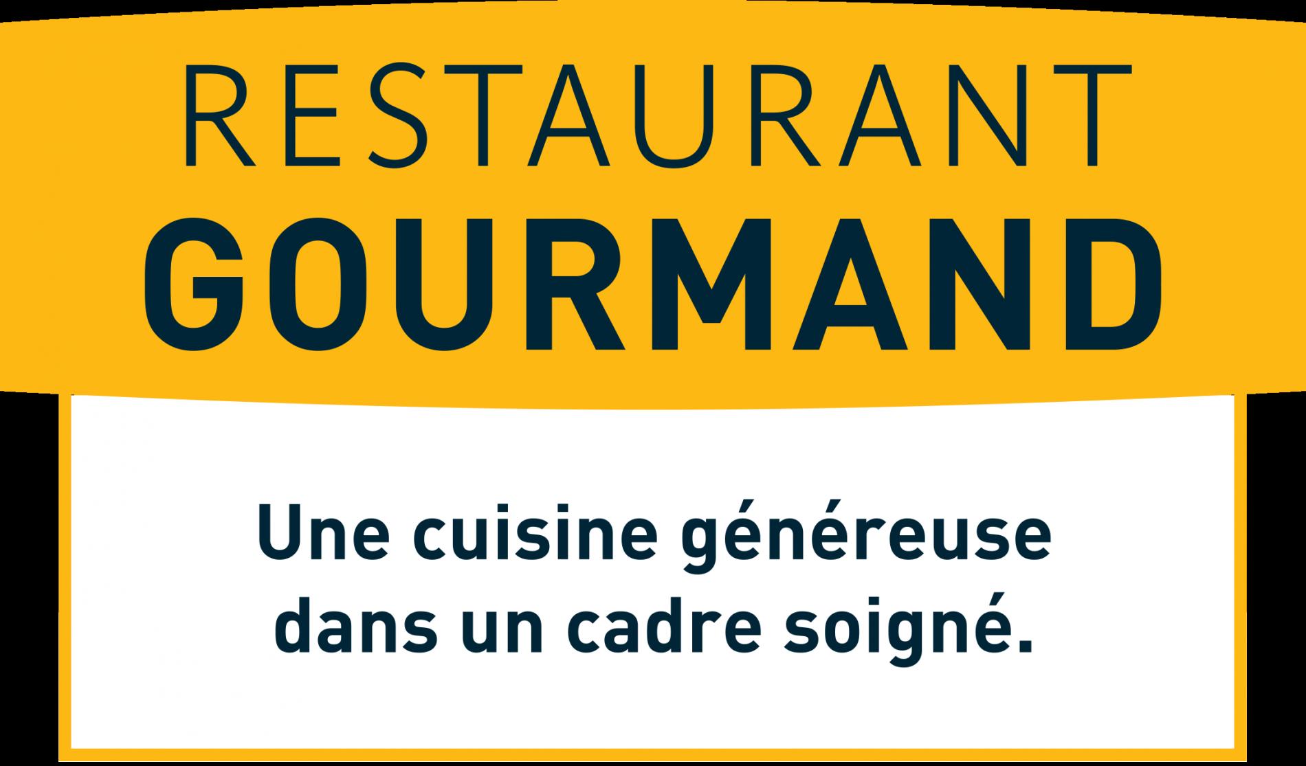 Logis Hotellerie Saint Jean à Thouars - logo Logis Restaurant Gourmand