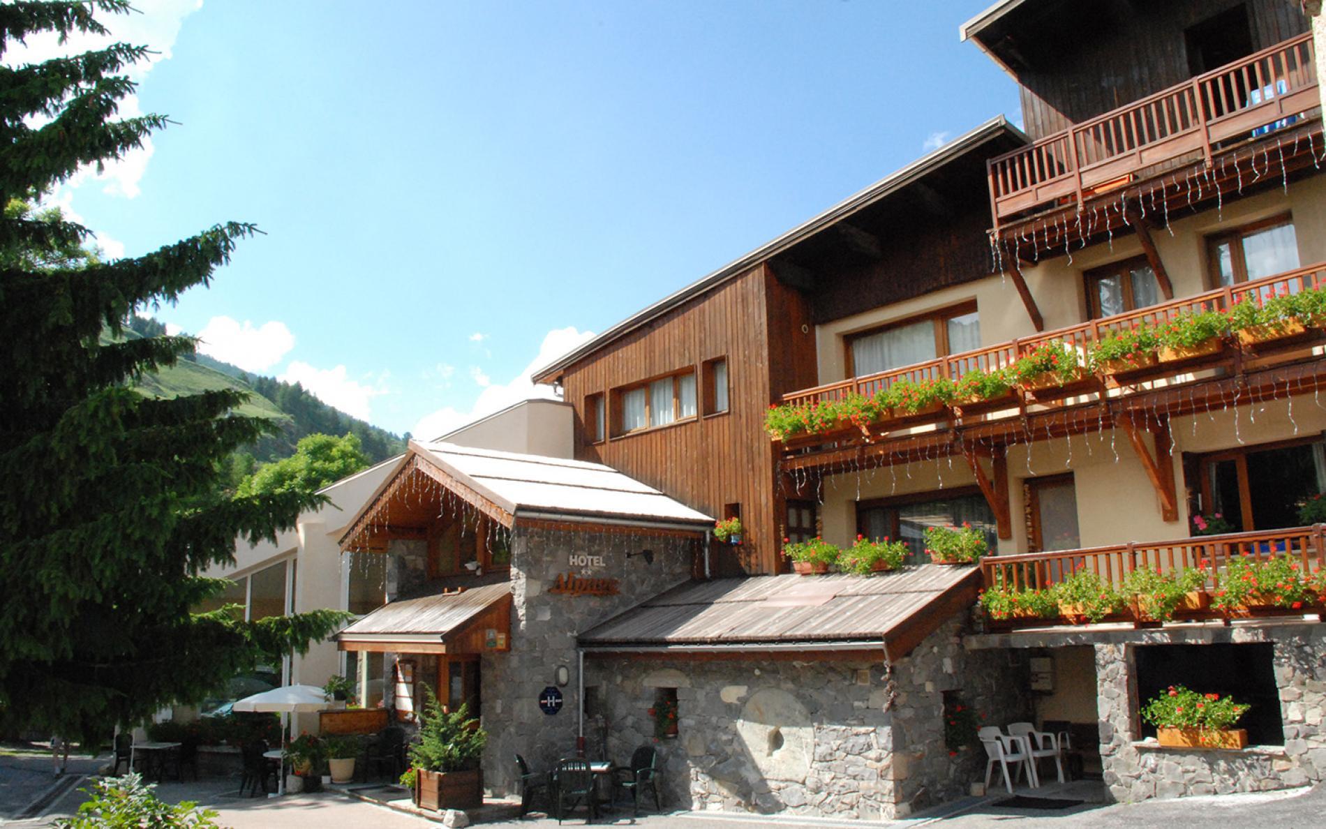 Chalet Hôtel Alpage