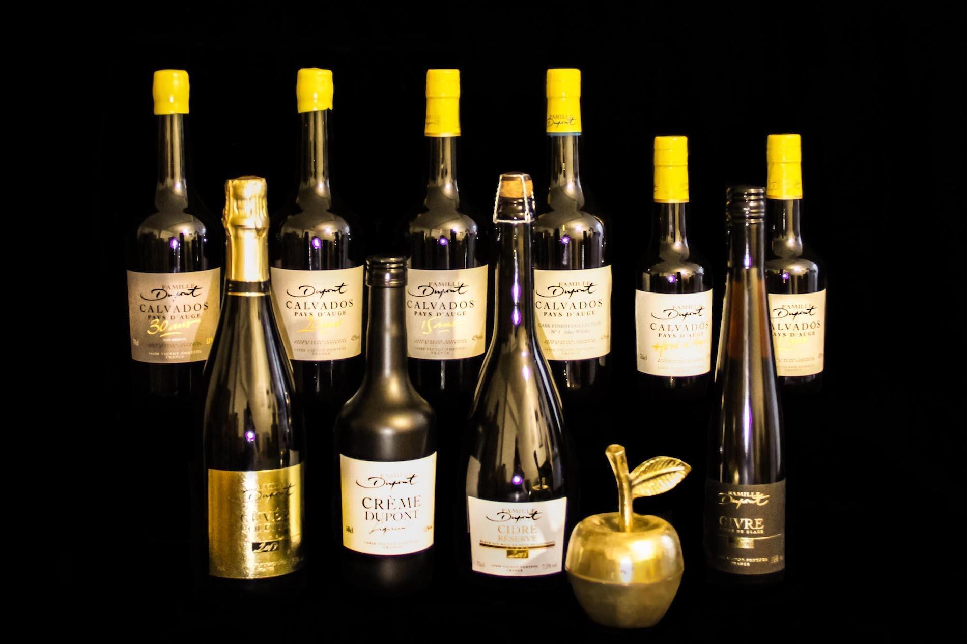 Calvados Pays d'Auge : Dupont