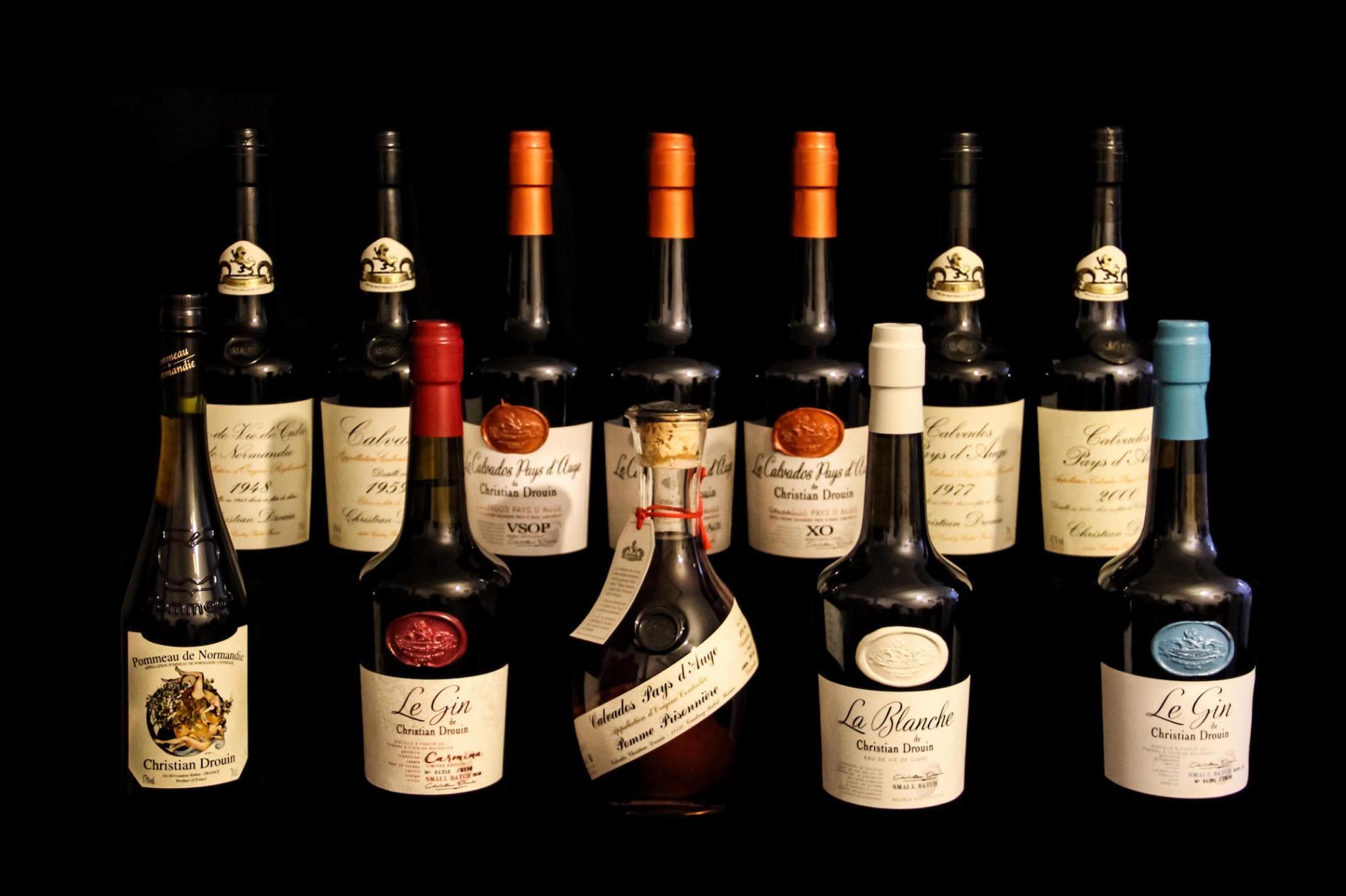 Calvados Pays d'Auge : Drouin