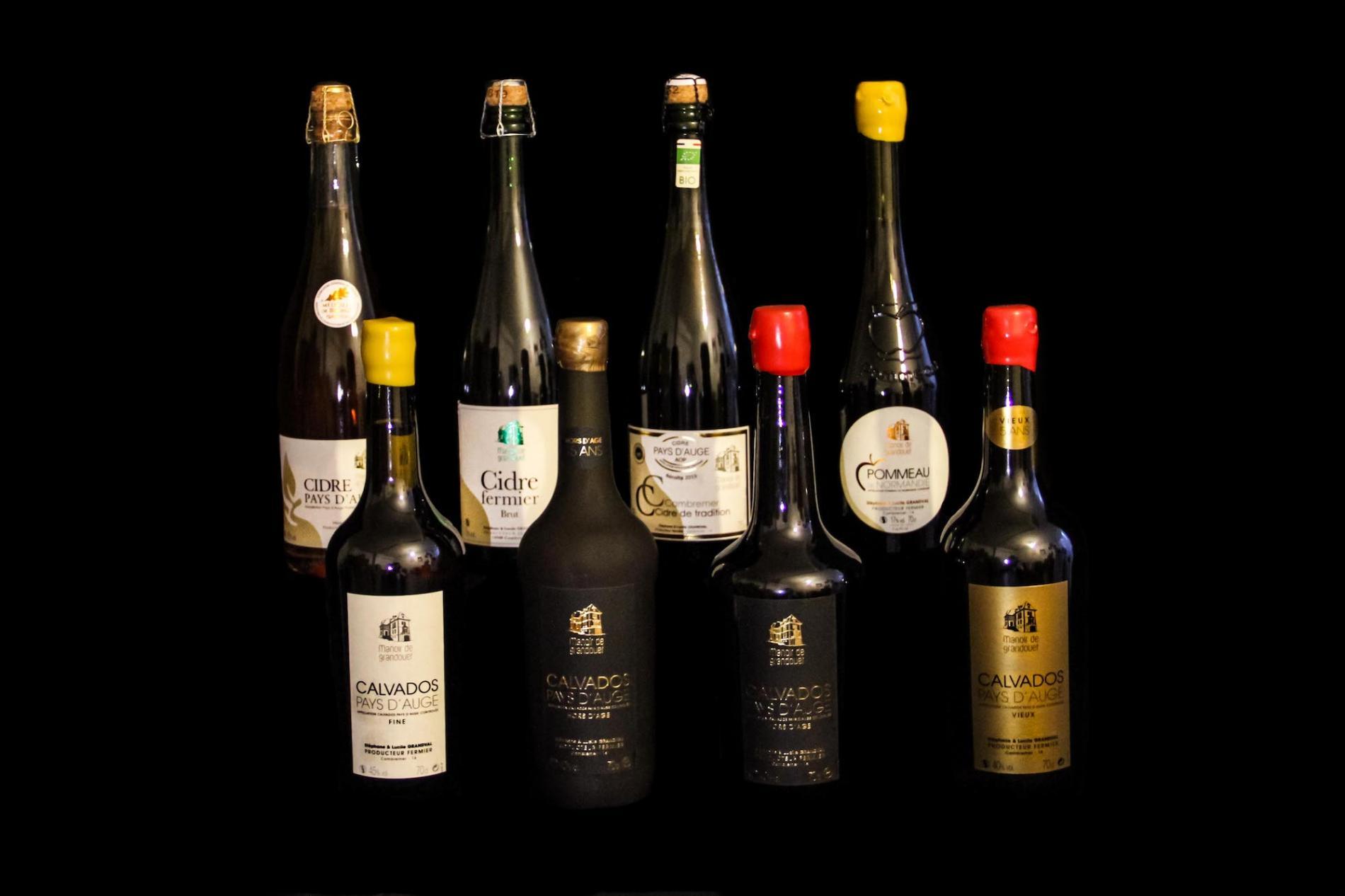 Calvados Pays d'Auge : Manoir de Grandouet