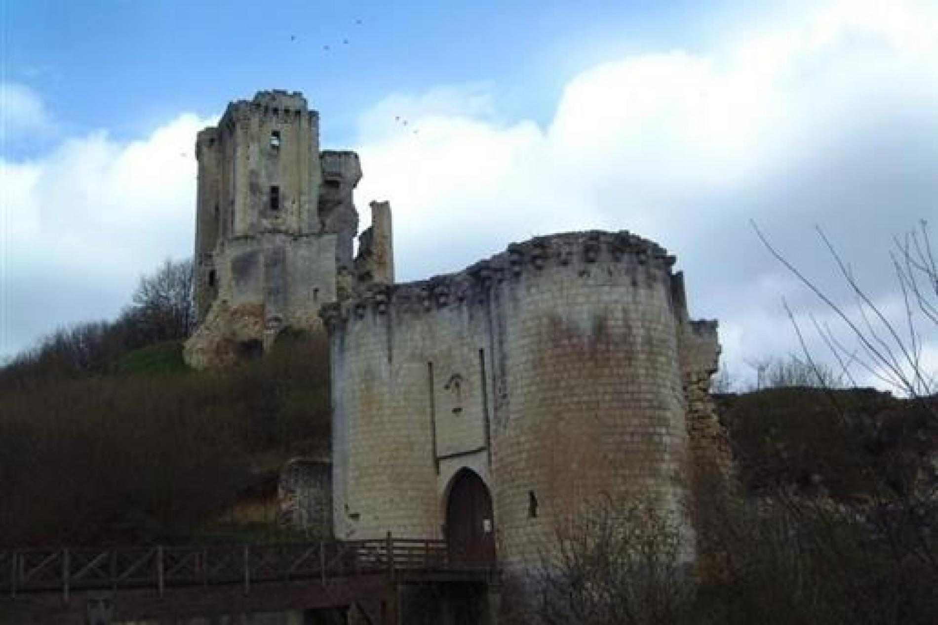Lavardin, one of the most beautiful villages in France