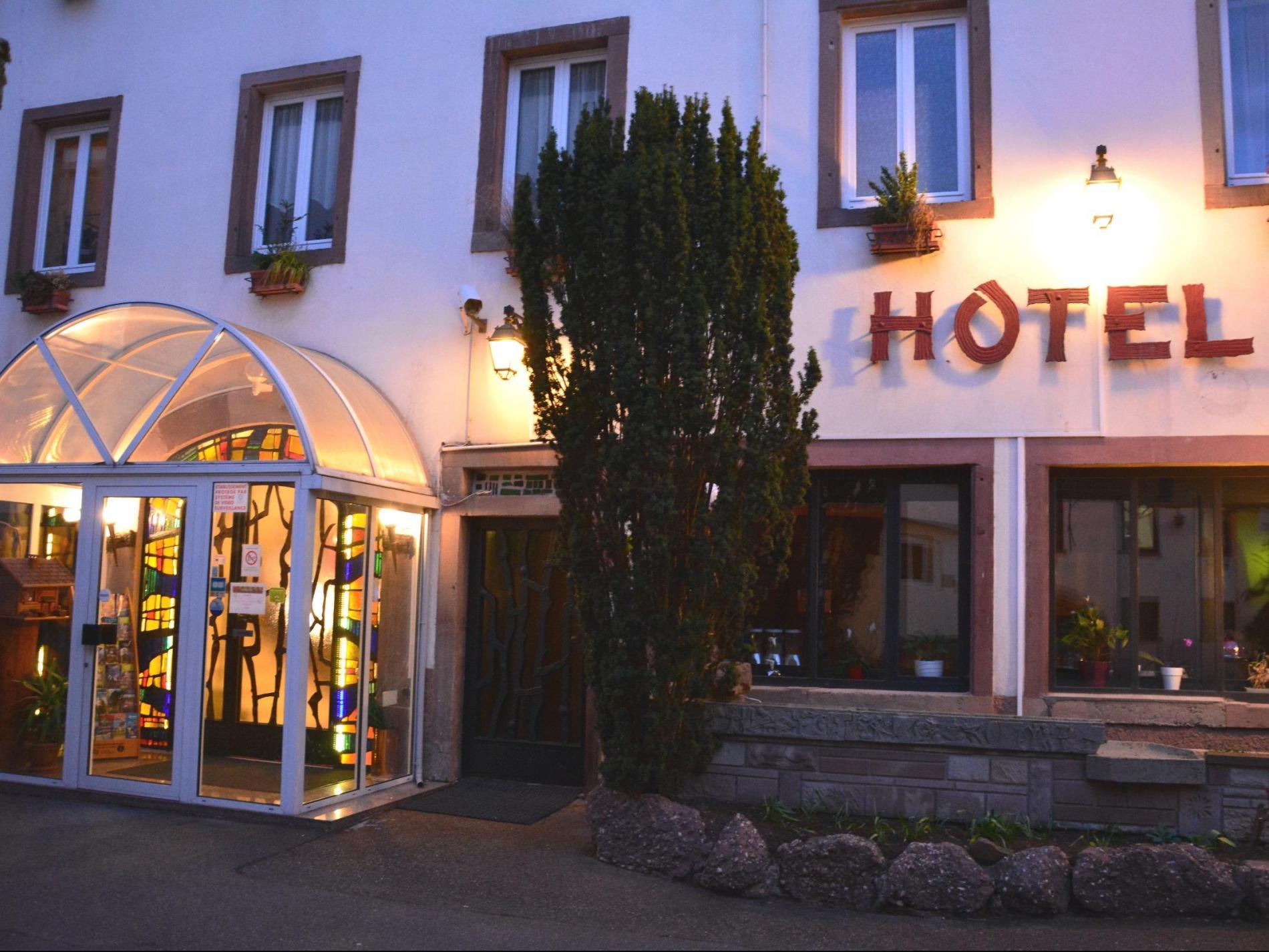 Hôtel du Centre, Logis Cosy à Molsheim