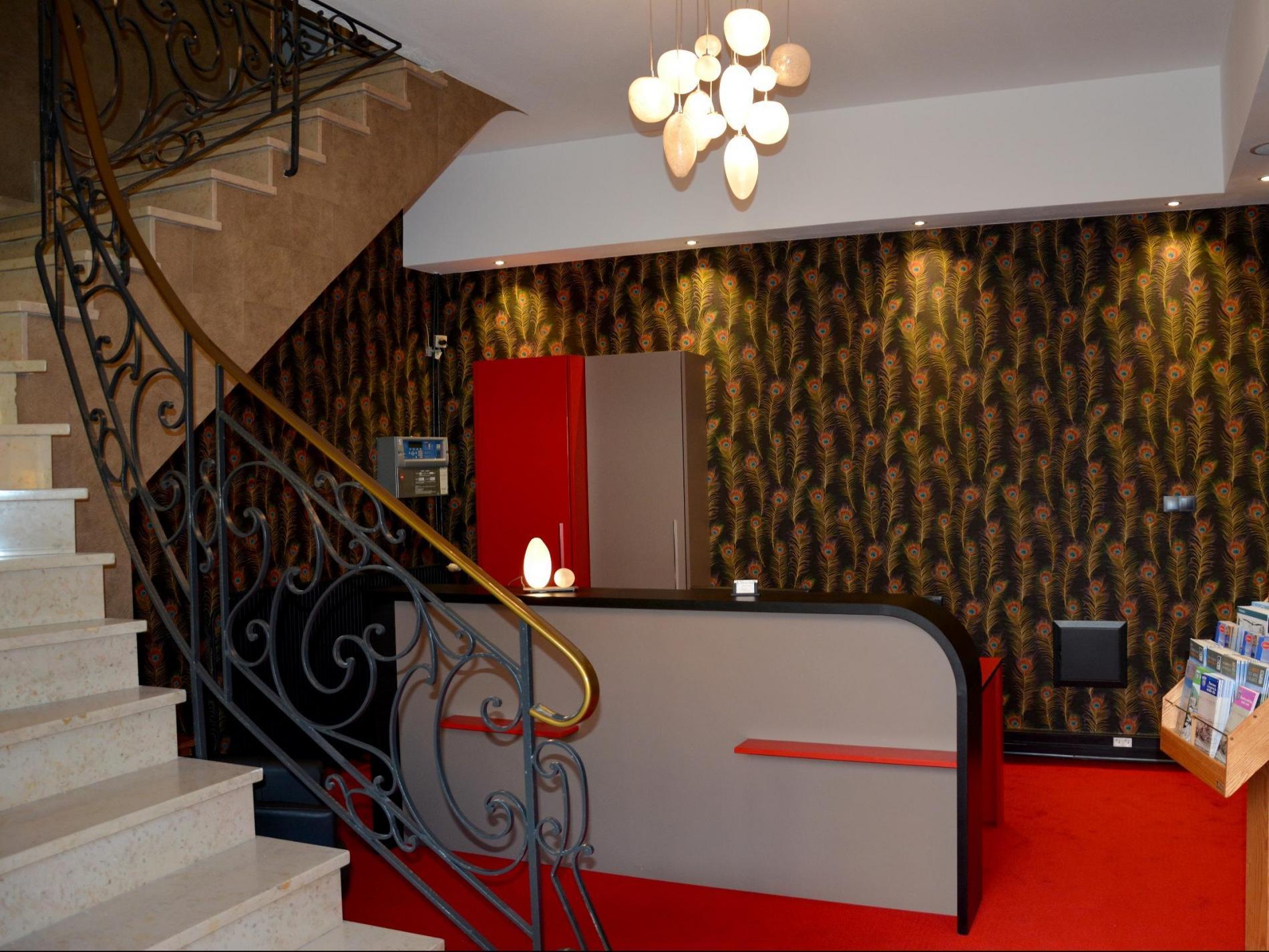 Hôtel du Centre, Logis Cosy à Molsheim<br> Bienvenue dans notre hôtel.