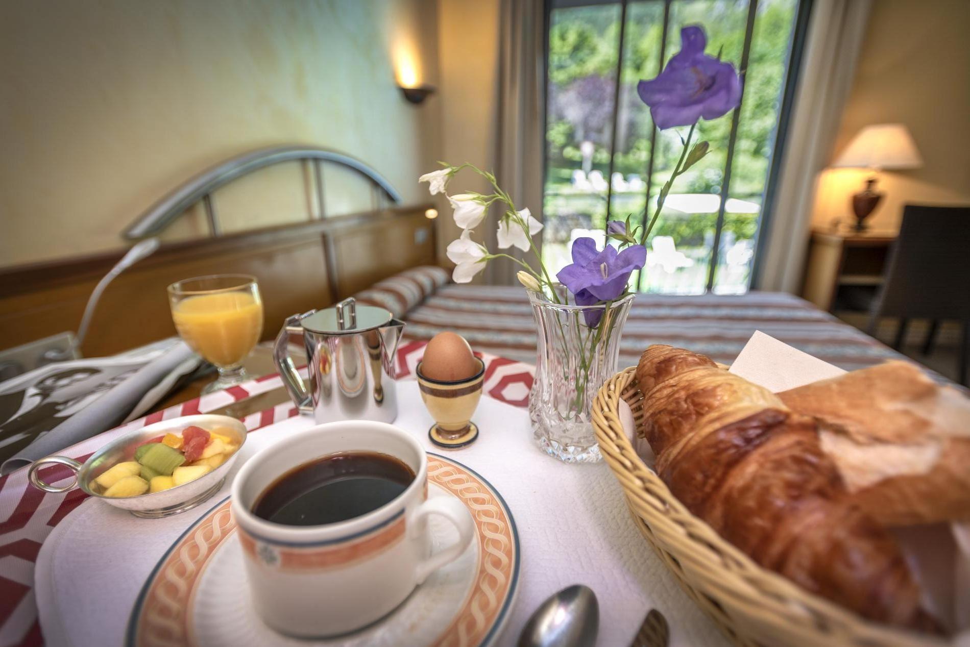 Pour bien commencer la journée , le petit-déjeuner du matin