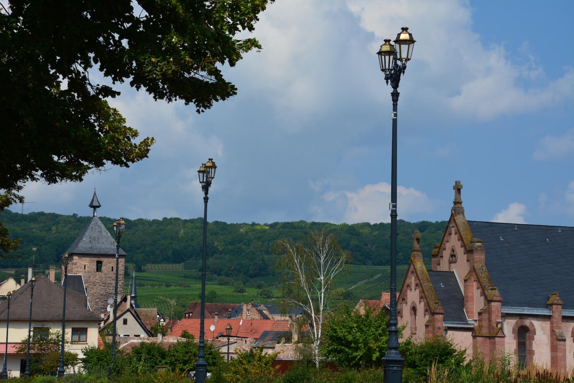 Hôtel du Centre, Logis Cosy à Molsheim dans la citée de Bugatti<br>