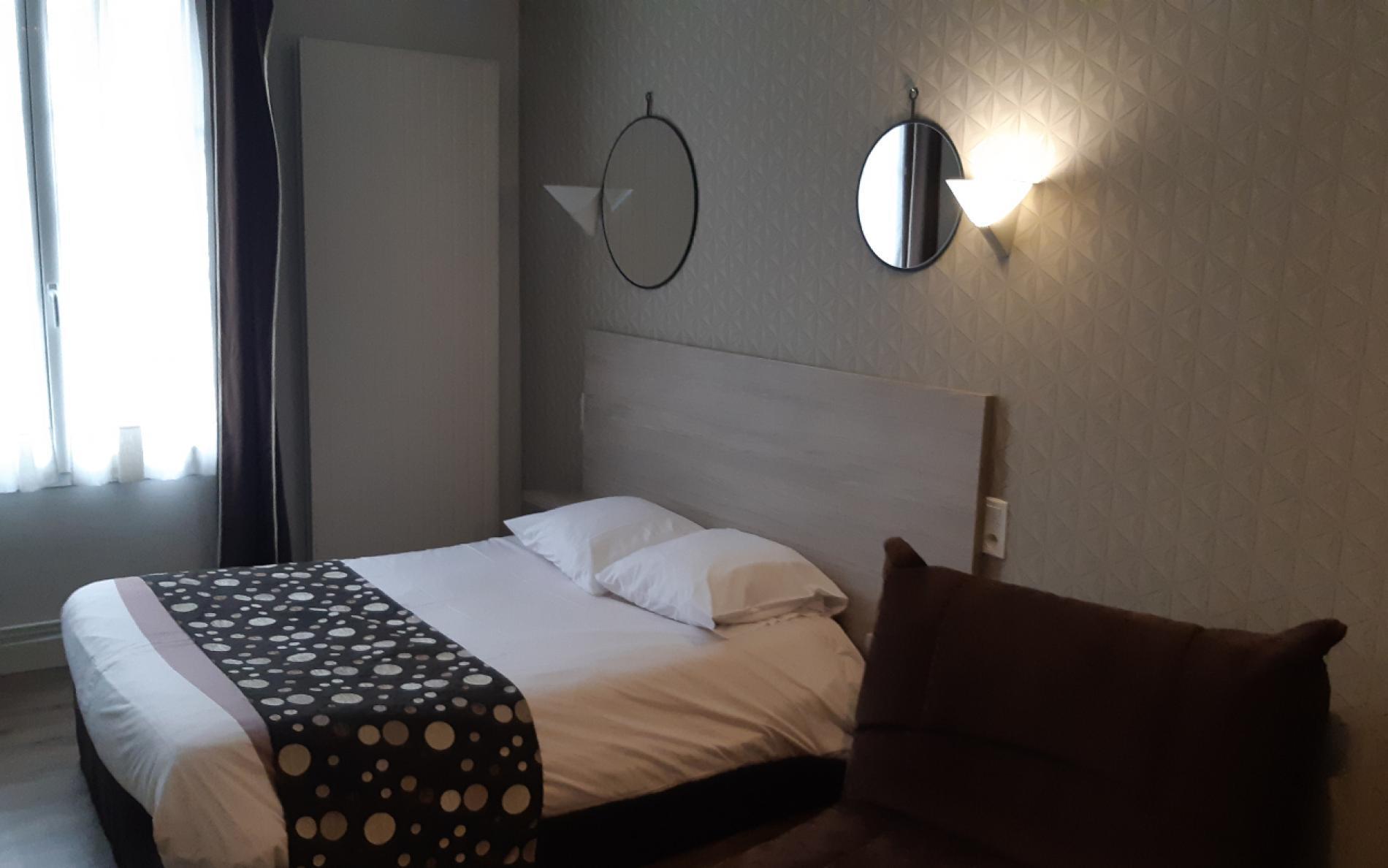 Chambre Confort 3 à 4 personnes