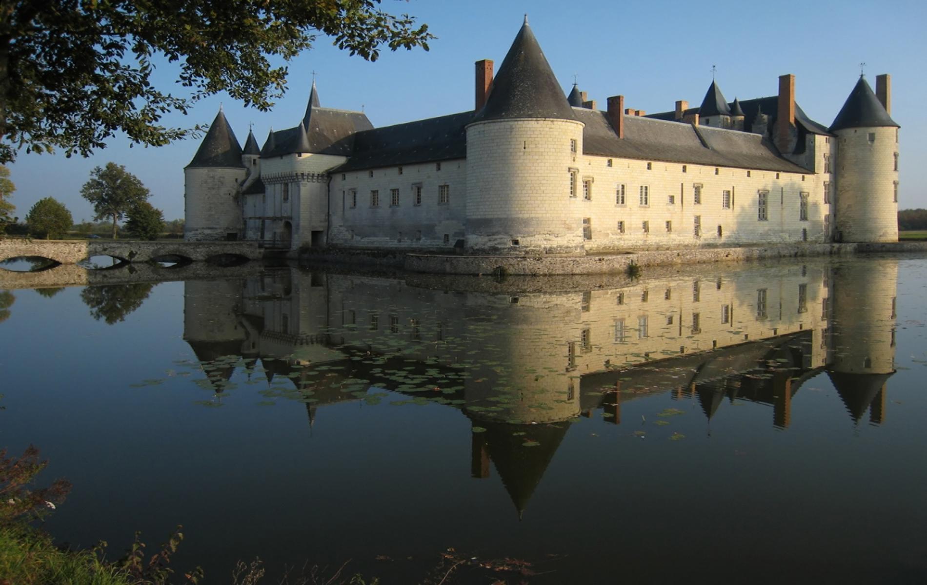 Le Château du Plessis-Bourré