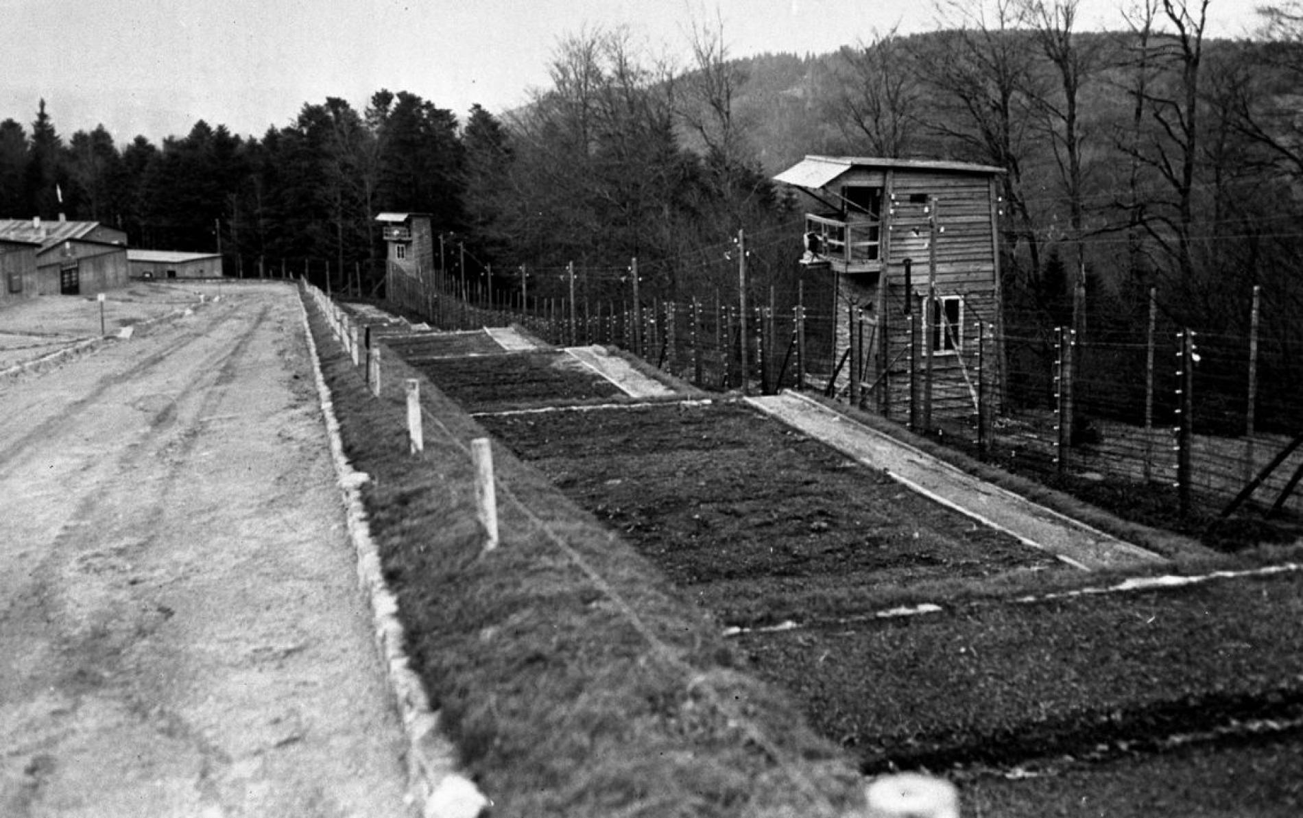 Le camp de concentration du Struthof