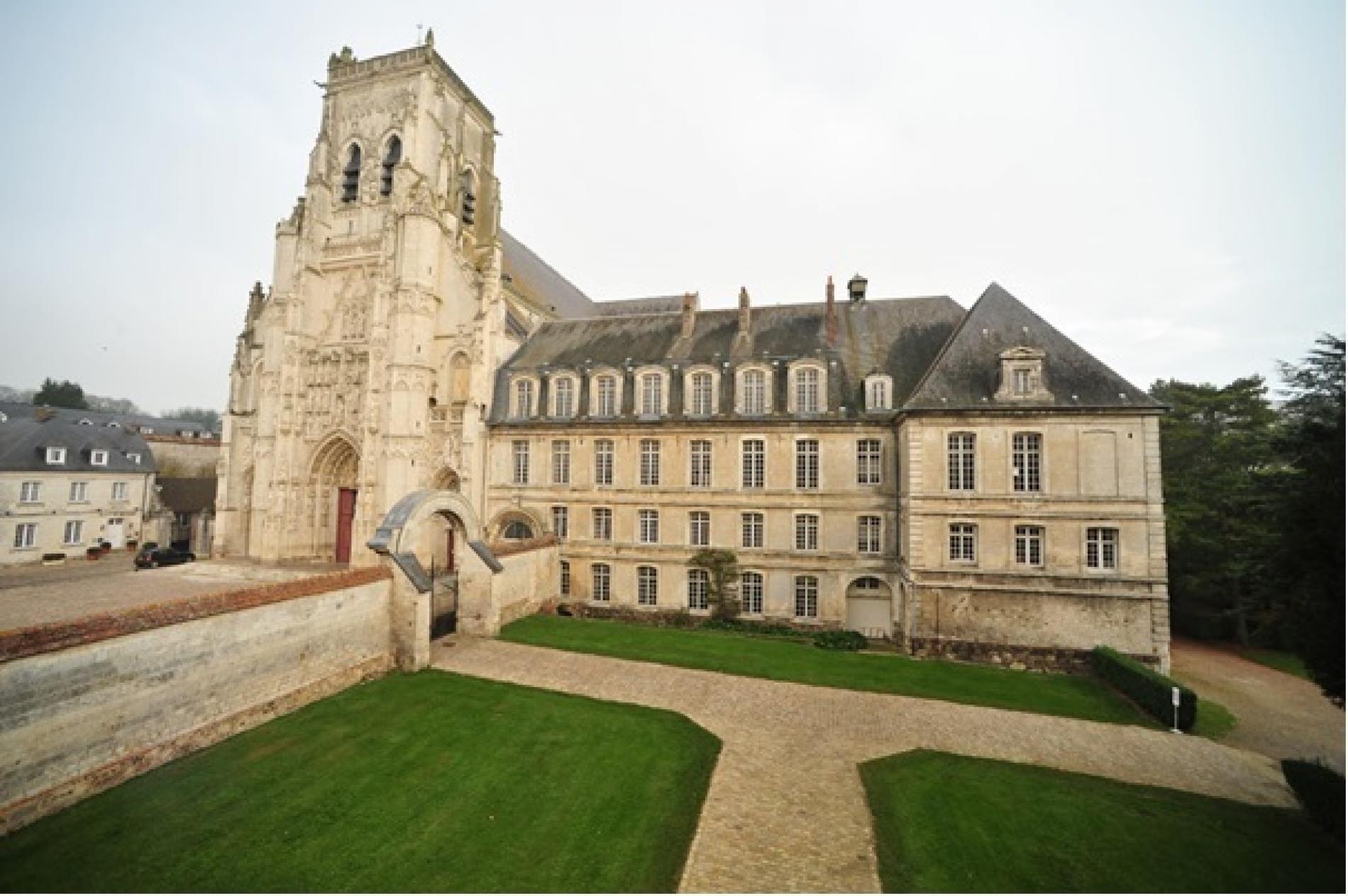 Saint-Riquier Abbey