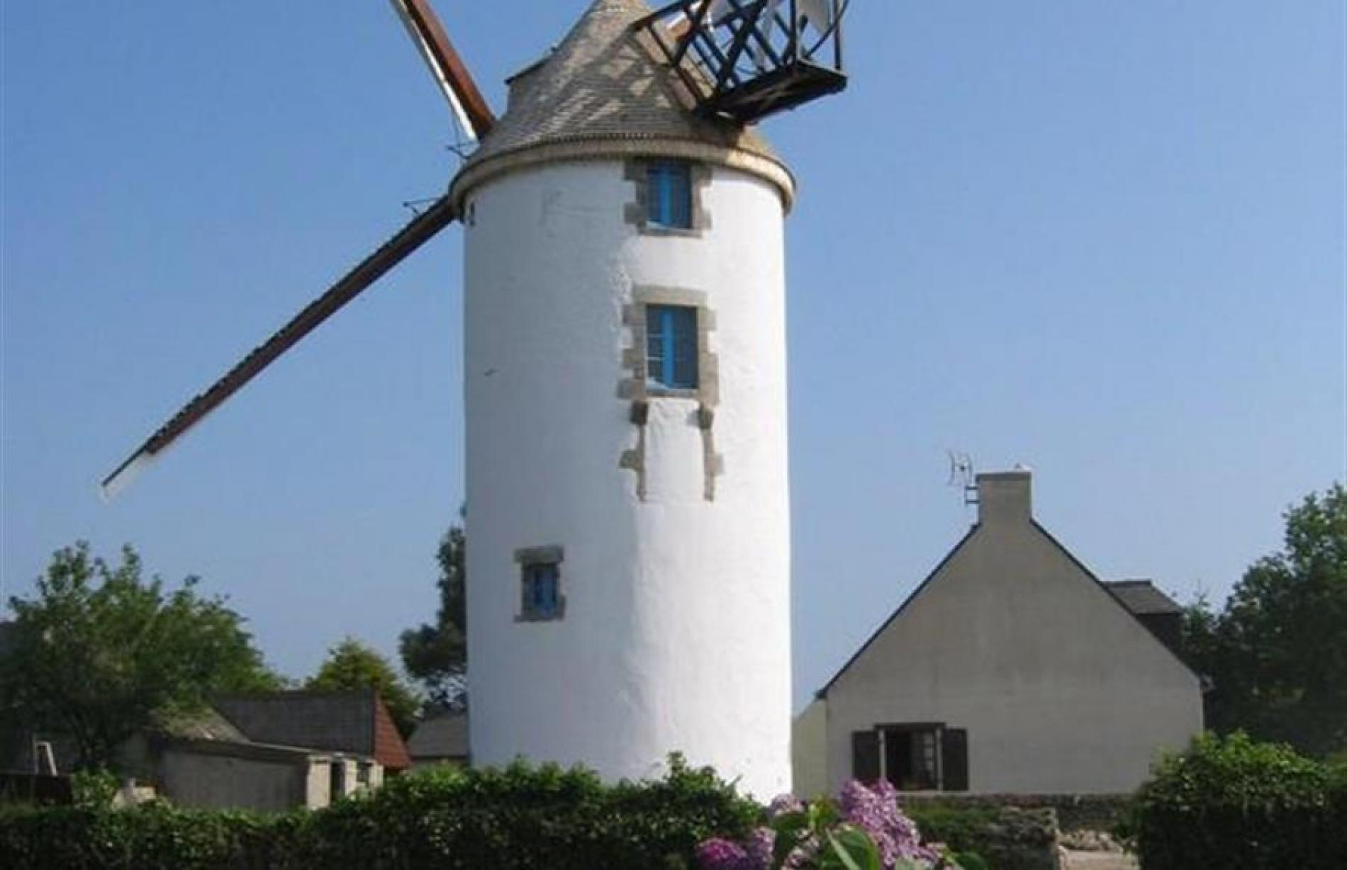 Le moulin de Kerbroué