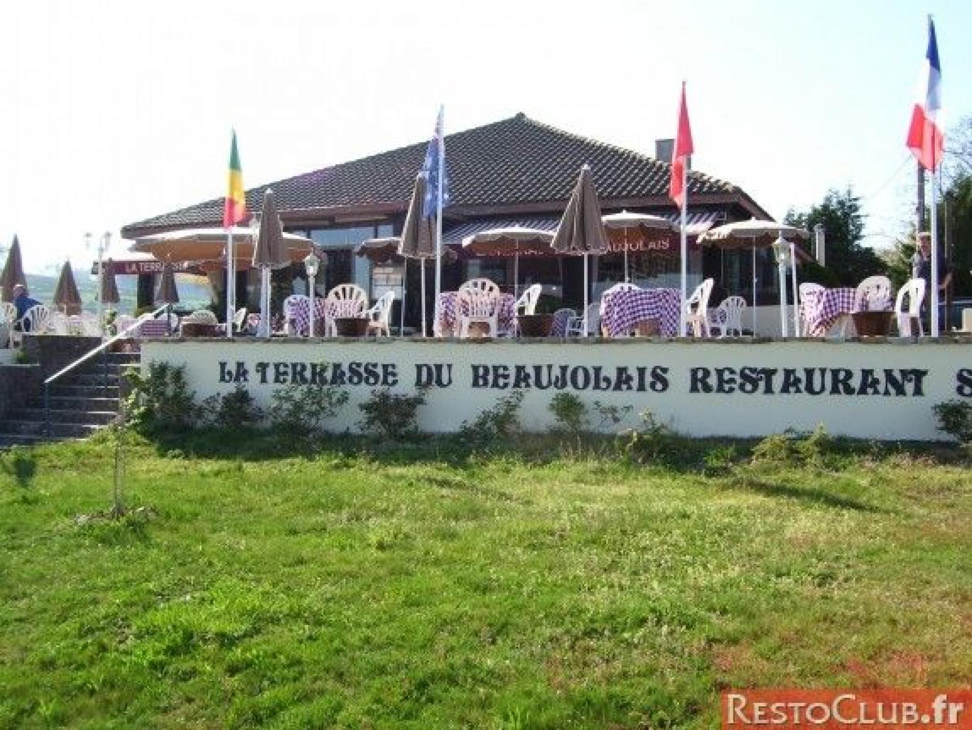La Terrasse du Beaujolais