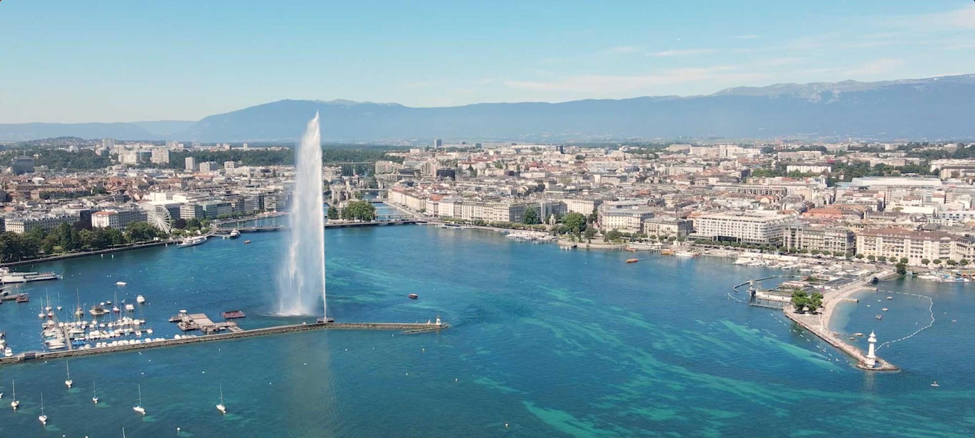Office du tourisme de Genève